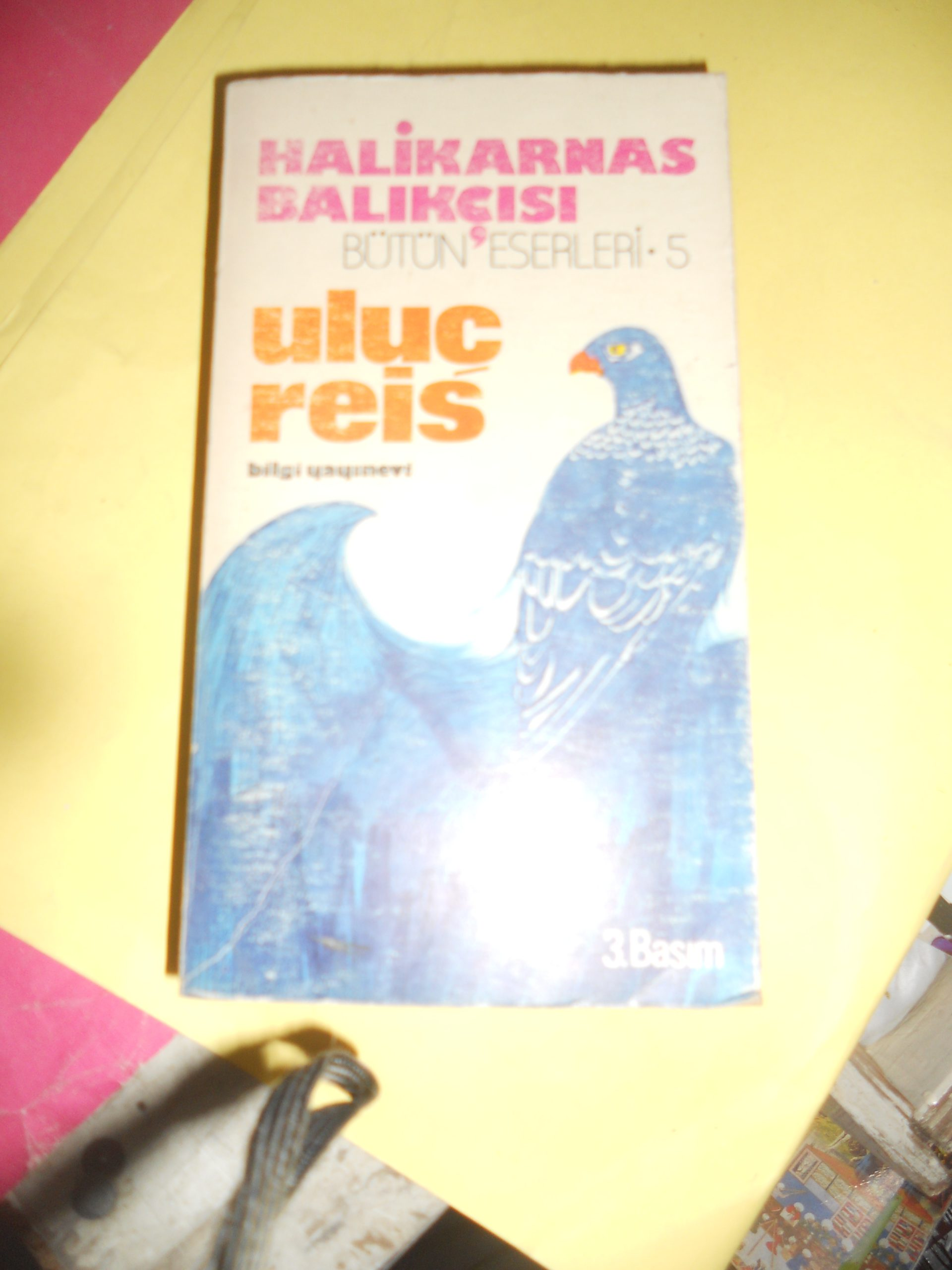 ULUÇ REİS/HALİKARNAS BALIKÇISI/20 TL