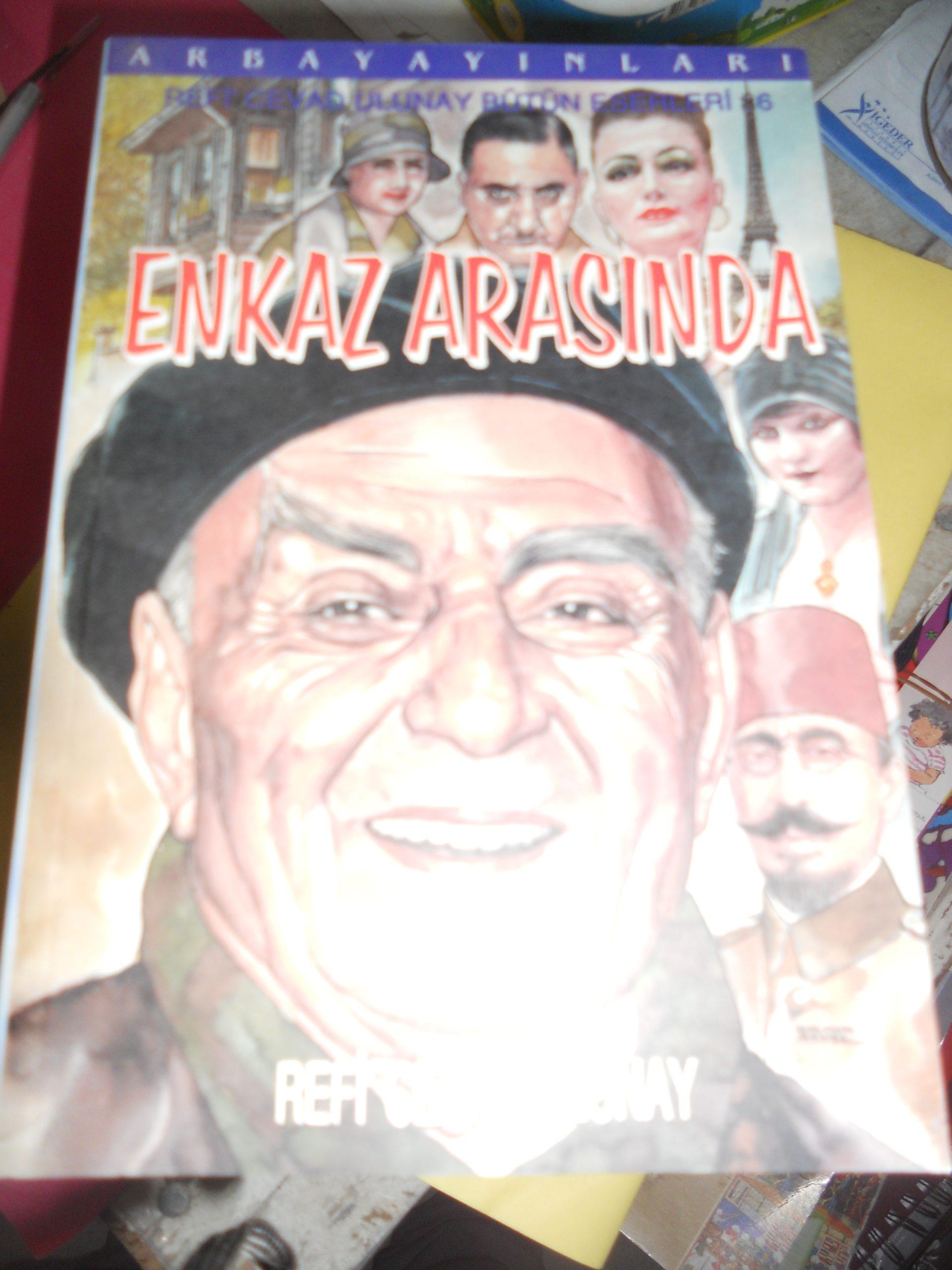 ENKAZ ARASINDA/REFİİ CEVAT ULUNAY/15 TL