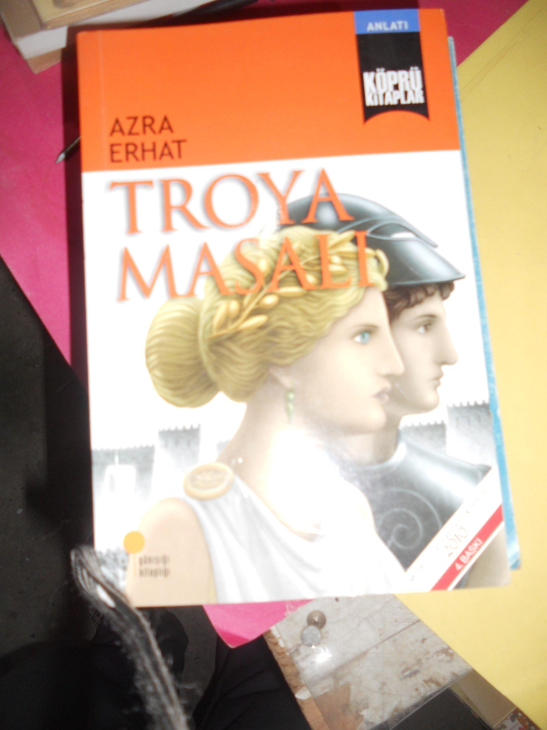 TROYA MASALI/AZRA ERHAT/10 TL