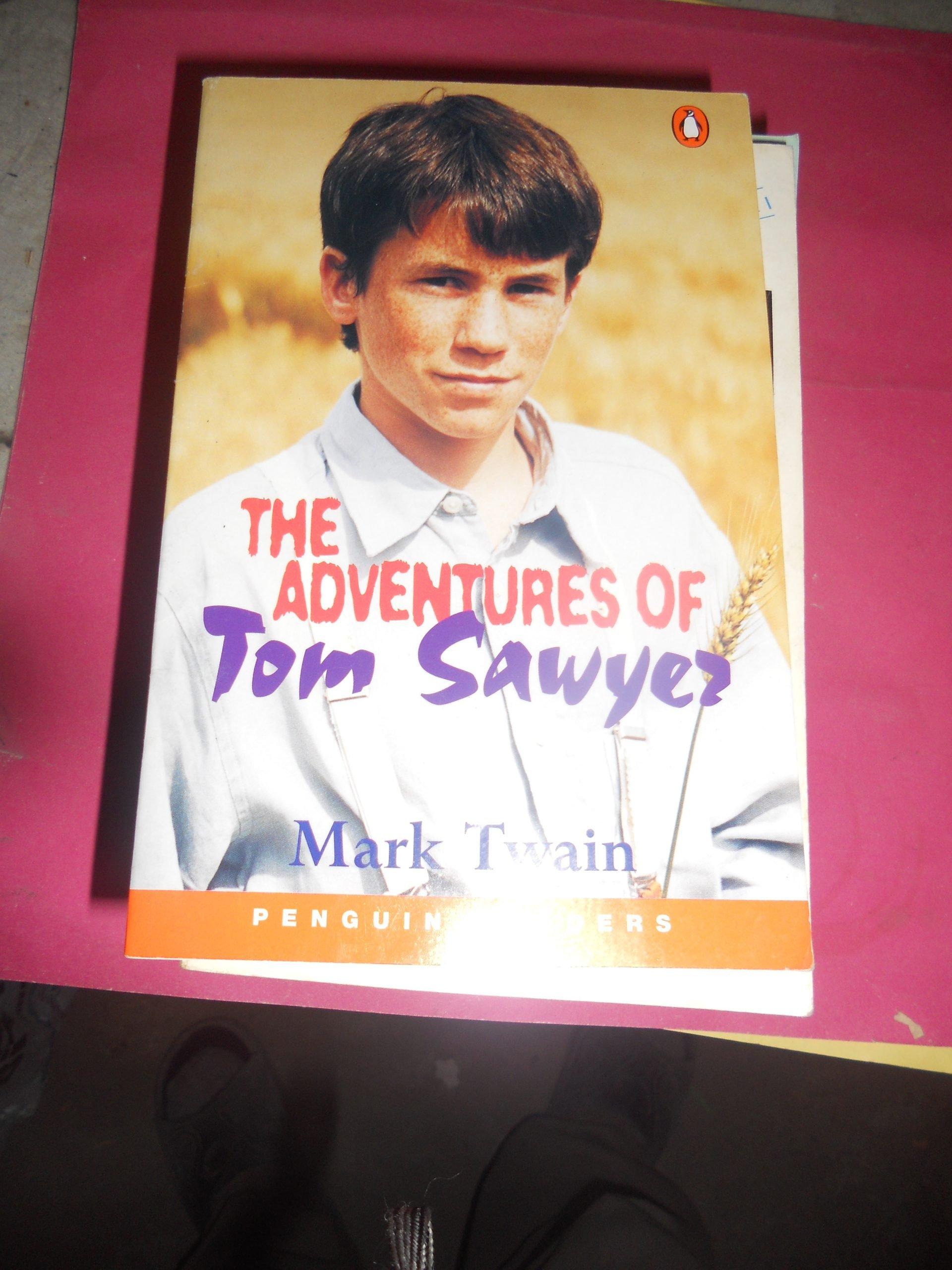 The Adventures of TOM SAWYER/MARK TWAİN/ 10TL