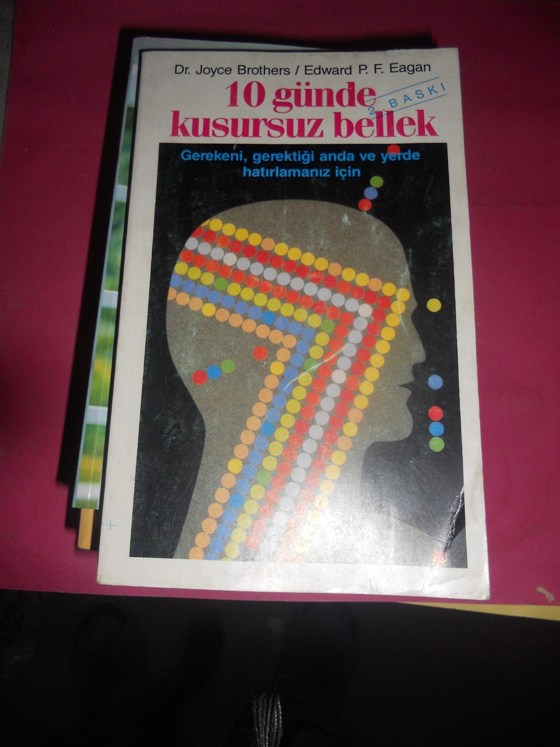 10 GÜNDE KUSURSUZ BELLEK/J.BROTHERS/10 TL