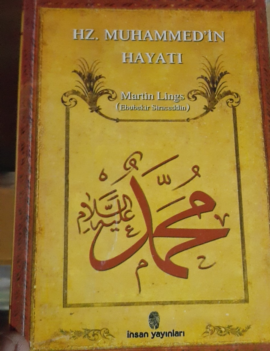 HZ.MUHAMMED'İN HAYATI/MARTIN LINGS