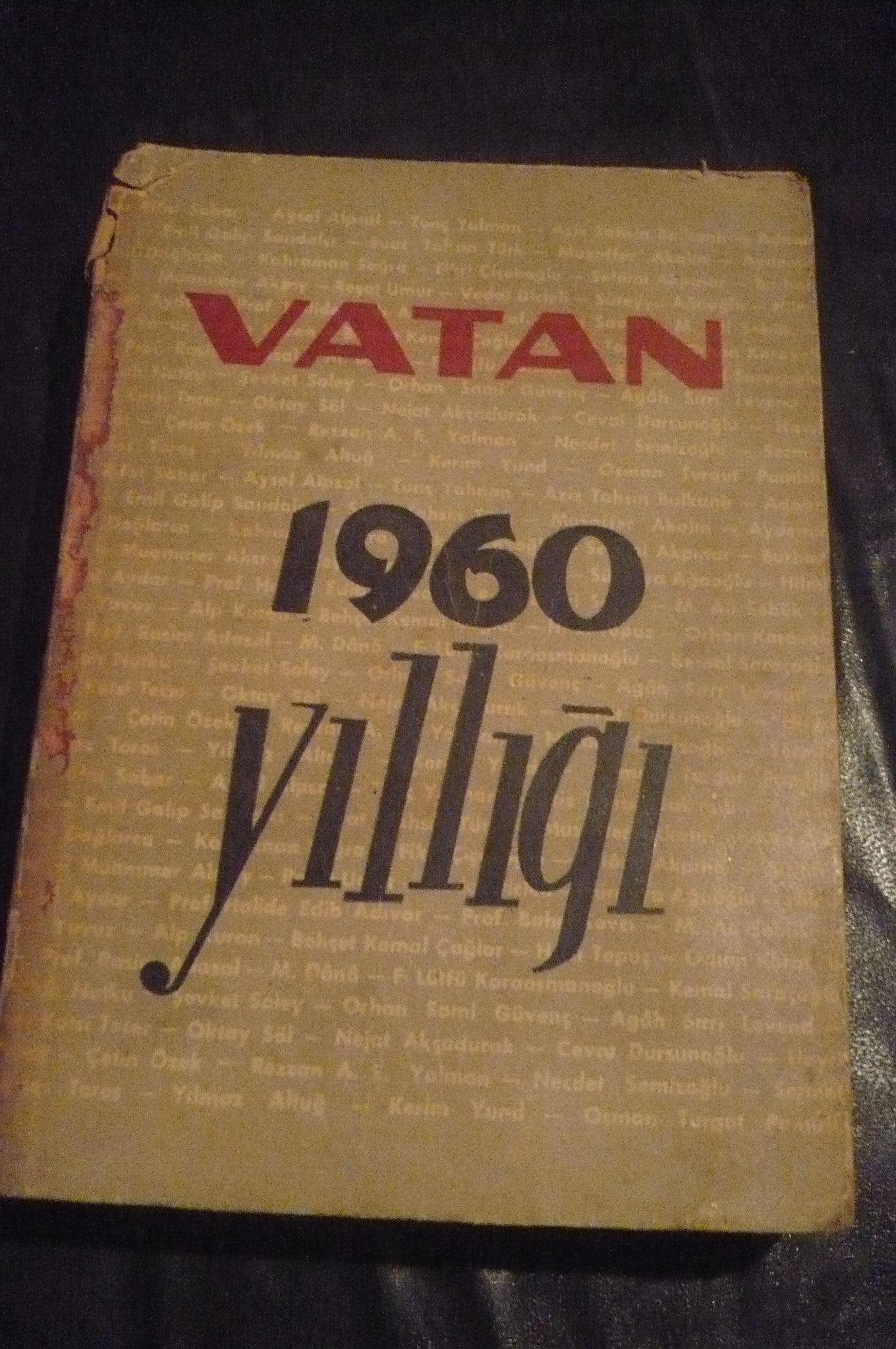 VATAN 1960 YILLIĞI