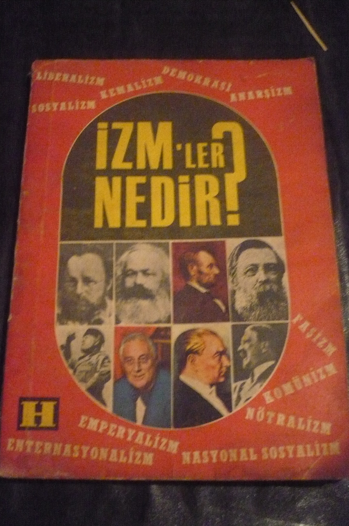 İZM'ler NEDİR? /Necati Zincirkıran/Hürriyet gazetesi yayını/ 10 tl