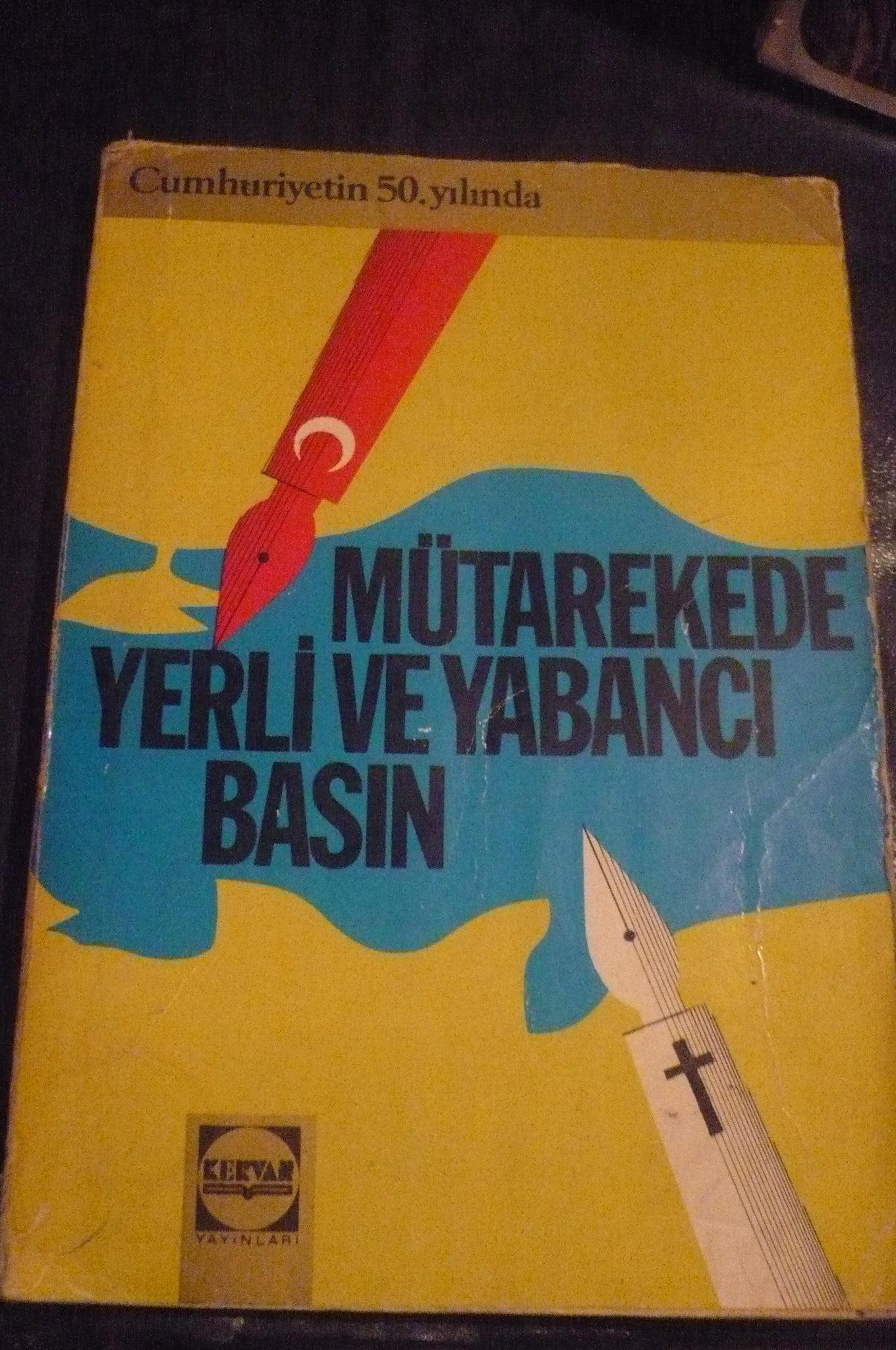 MÜTAREKEDE YERLİ VE YABANCI BASIN/İHSAN ILGAR/15 TL