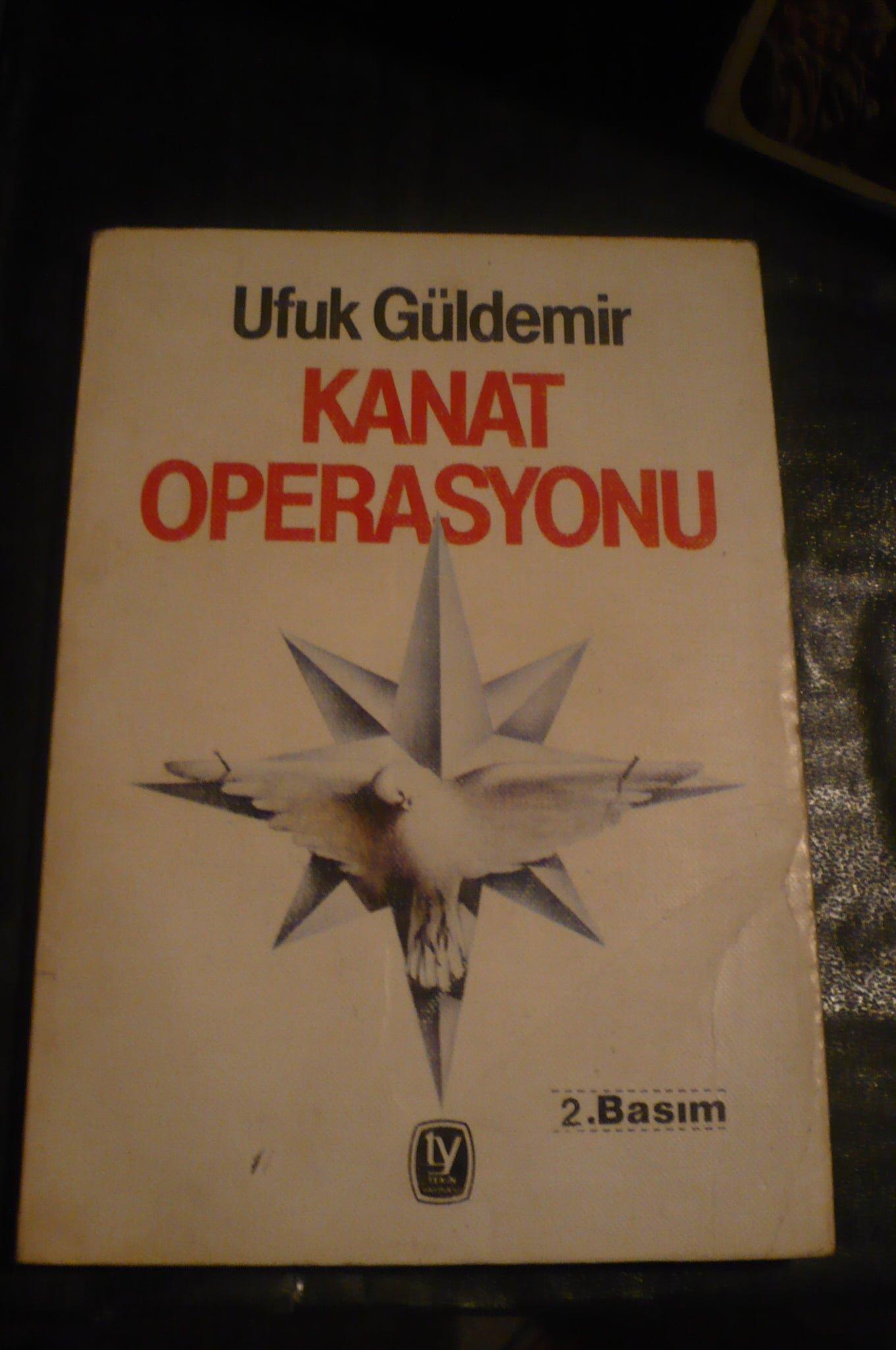 KANAT OPERASYONU/Ufuk Güldemir/ 15 TL