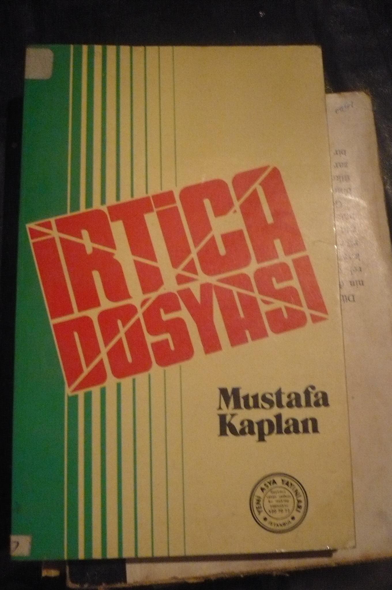 İRTİCA DOSYASI/Mustafa KAPLAN/10 TL
