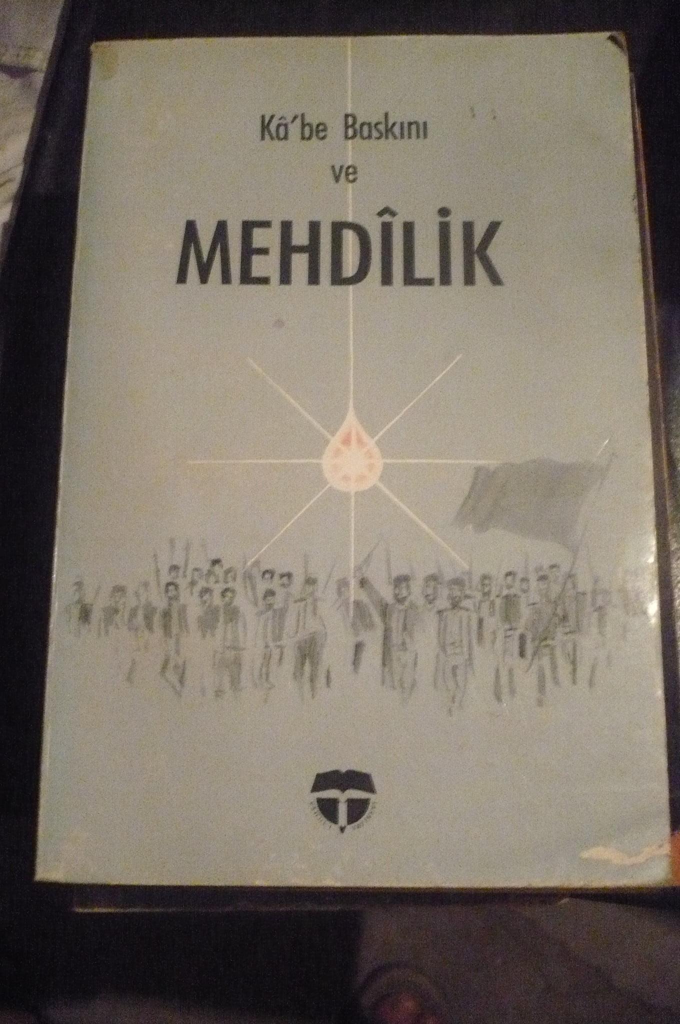 KABE BASKINI VE MEHDİLİK/Ahmet Faruk/ 15 tl