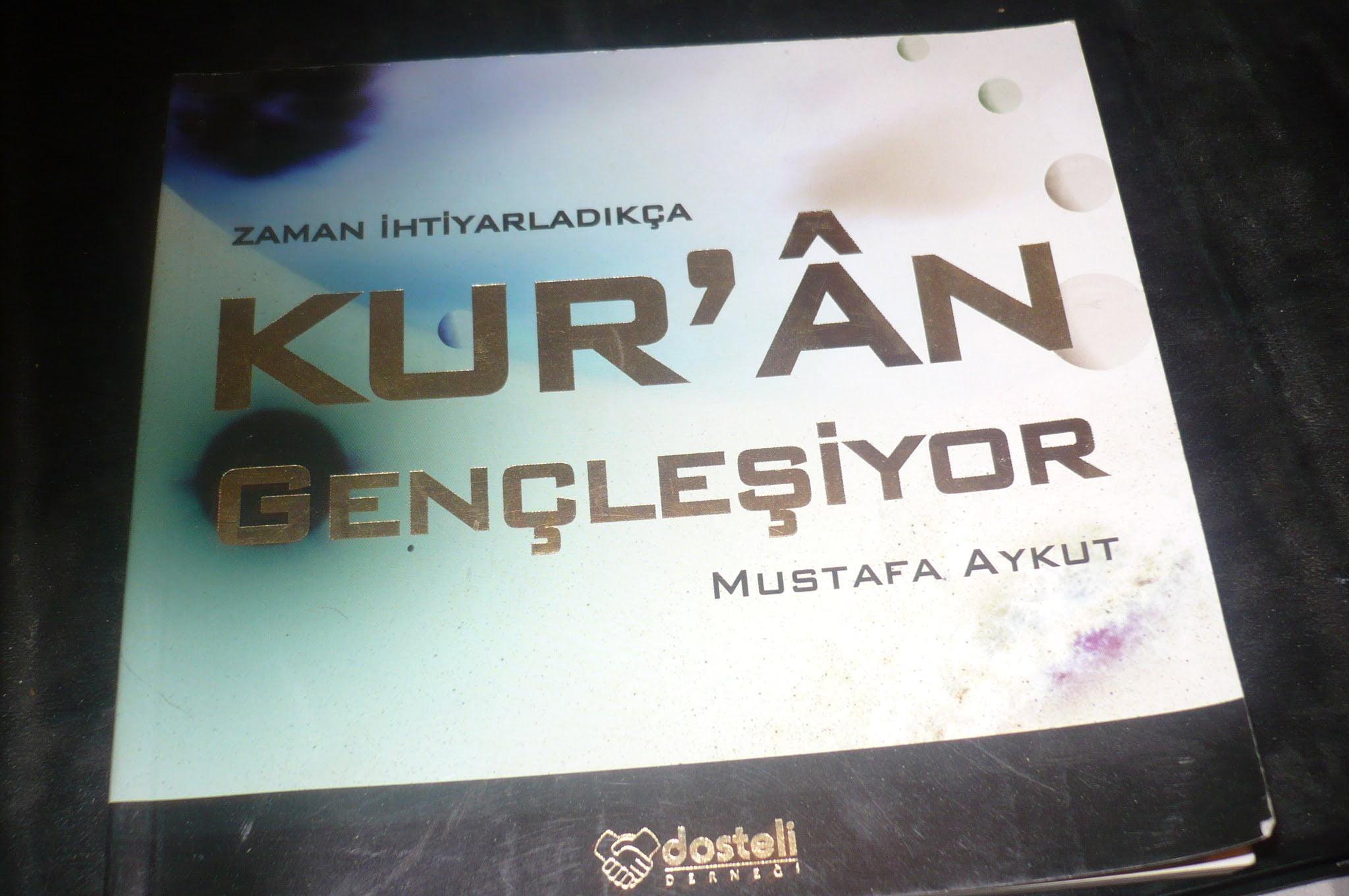 KUR'AN GENÇLEŞİYOR/Mustafa AYKUT/7,5TL