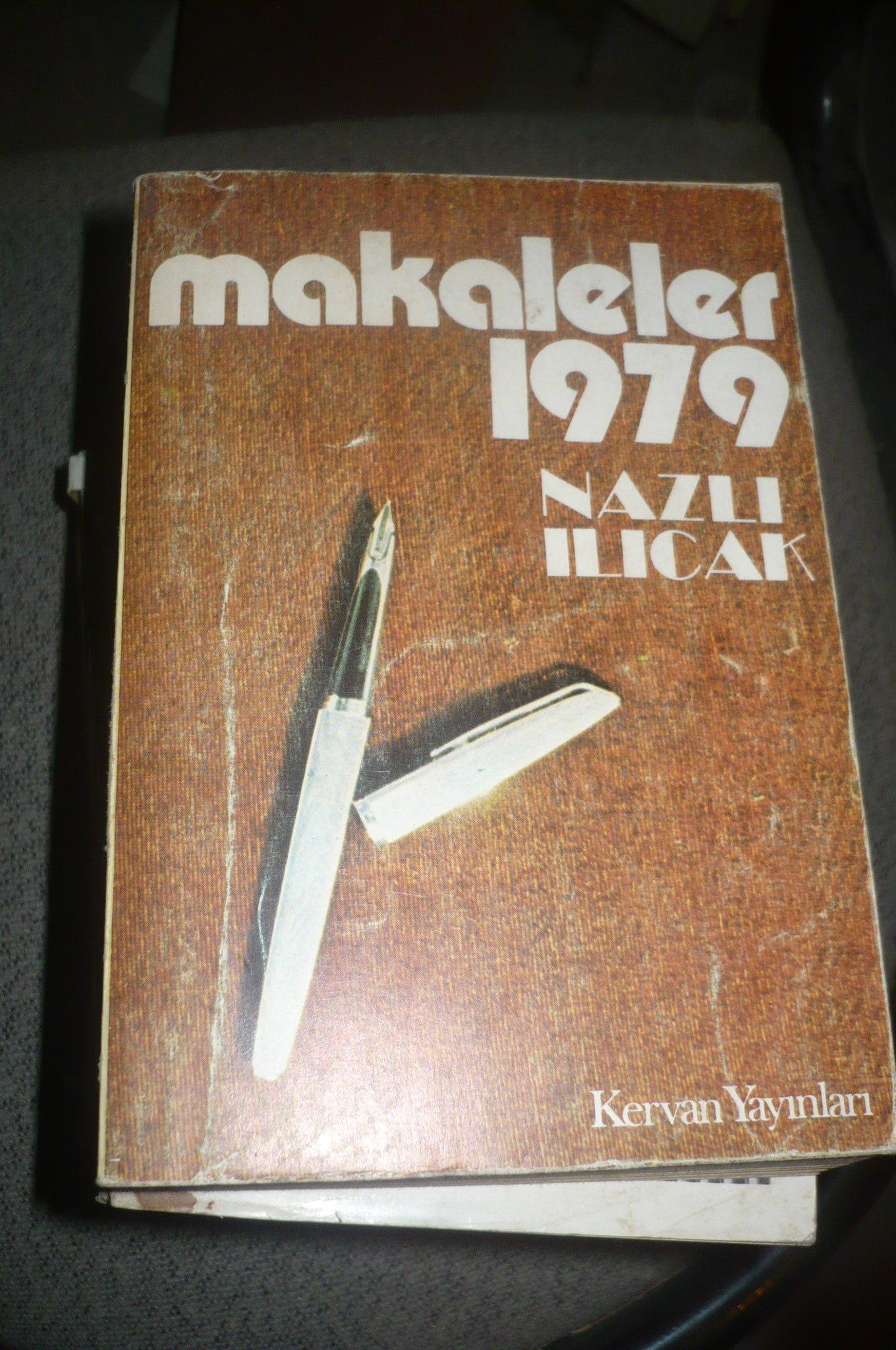 MAKALELER 1979/Nazlı Ilıcak/ 15 tl