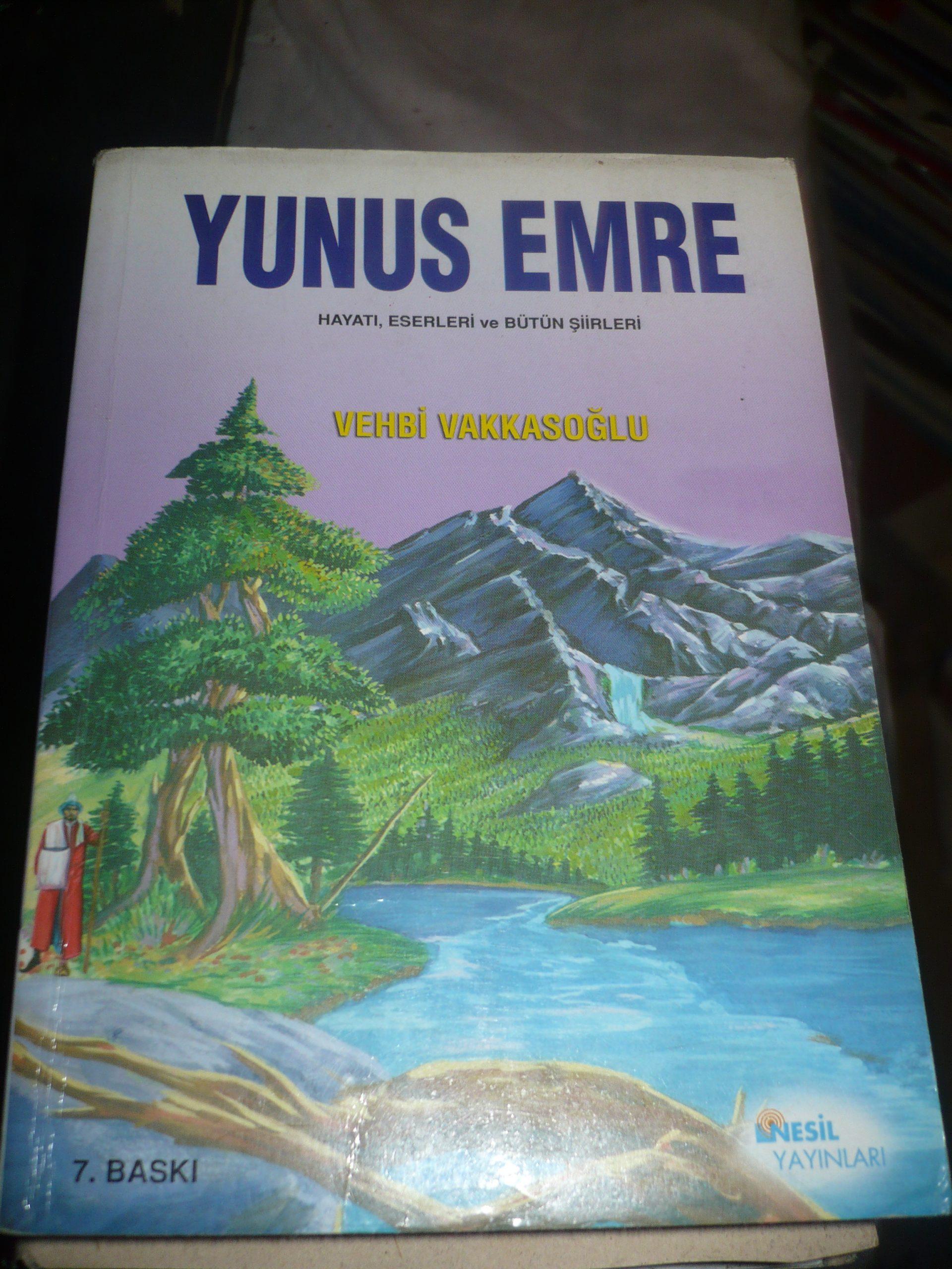 YUNUS EMRE/Vehbi VAKKASOĞLU/10 TL