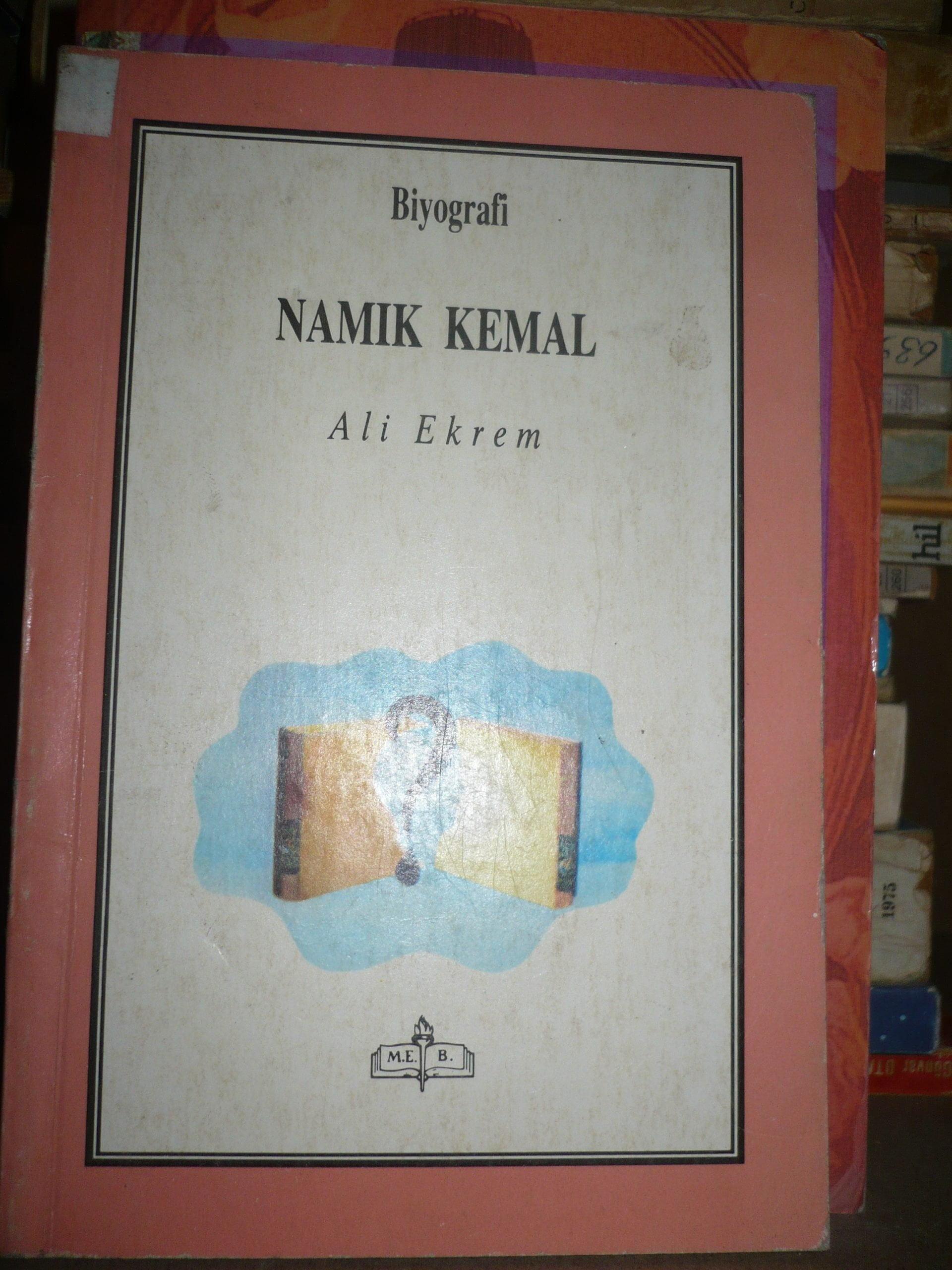 NAMIK KEMAL/Ali EKREM/10 TL
