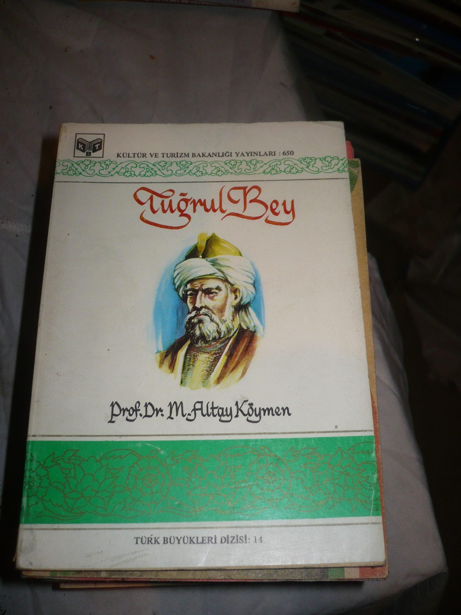 TUĞRUL BEY/Prof.Dr.M.Altay KÖYMEN/ 10 tl