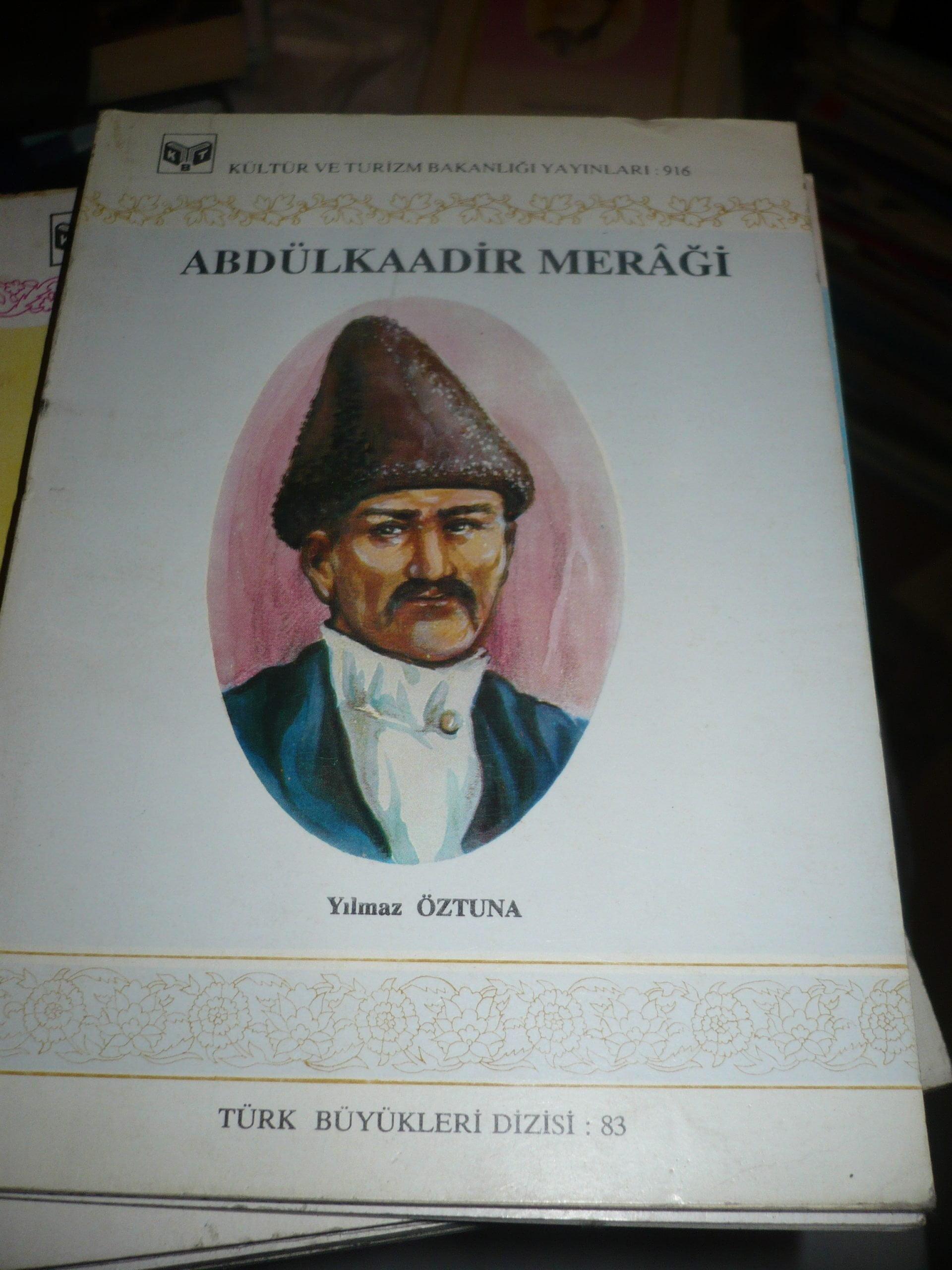 Abdulkaadir Meragi/Yılmaz Öztuna/ 10tl