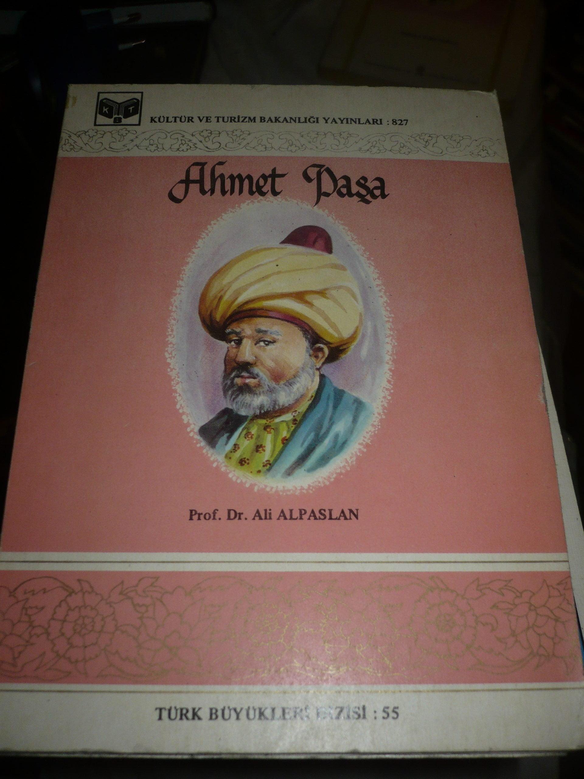 AHMET PAŞA/Ali ALPASLAN/ 10 tl