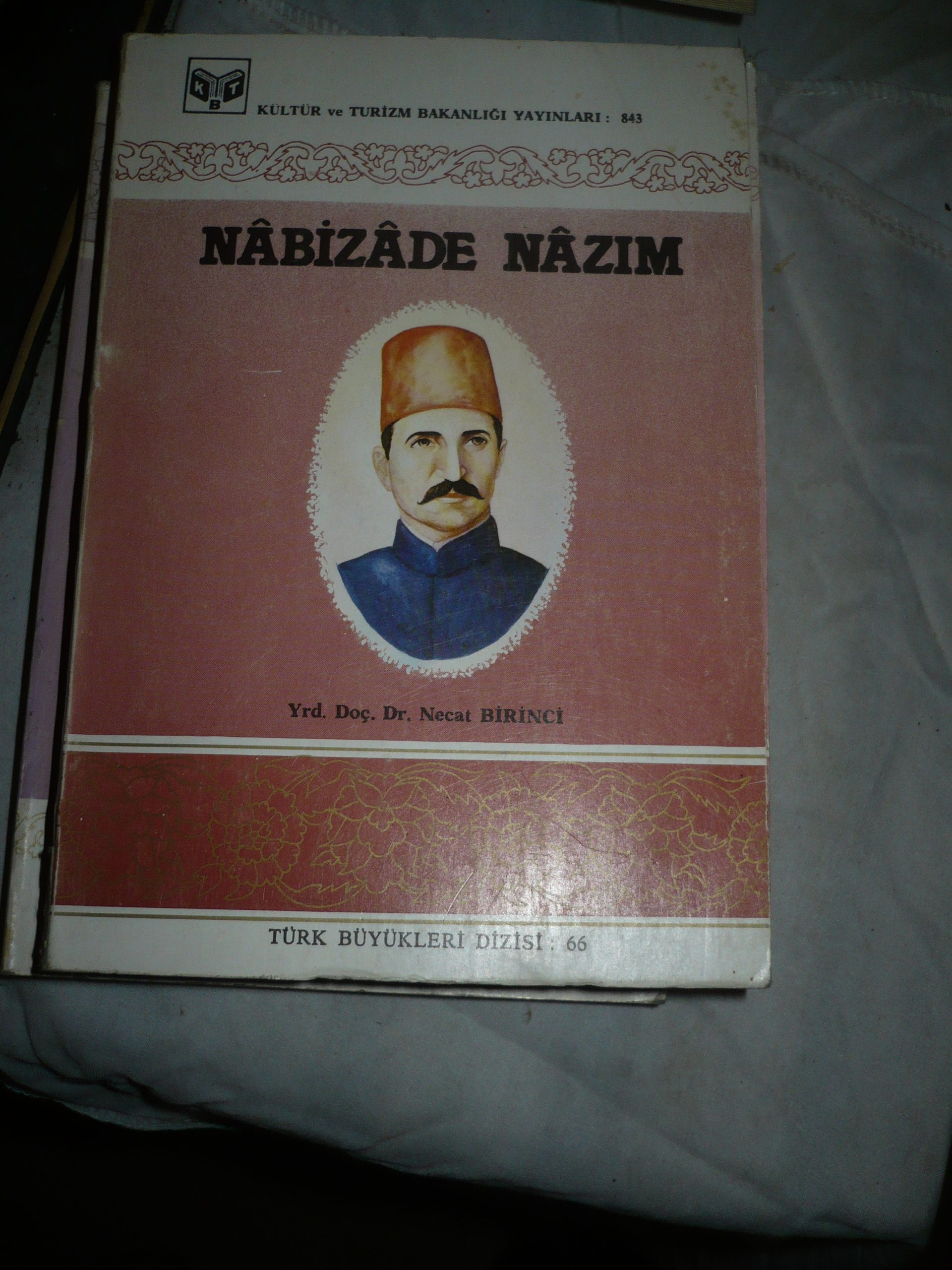 NABİZADE NAZIM/Necat BİRİNCİ/10 TL