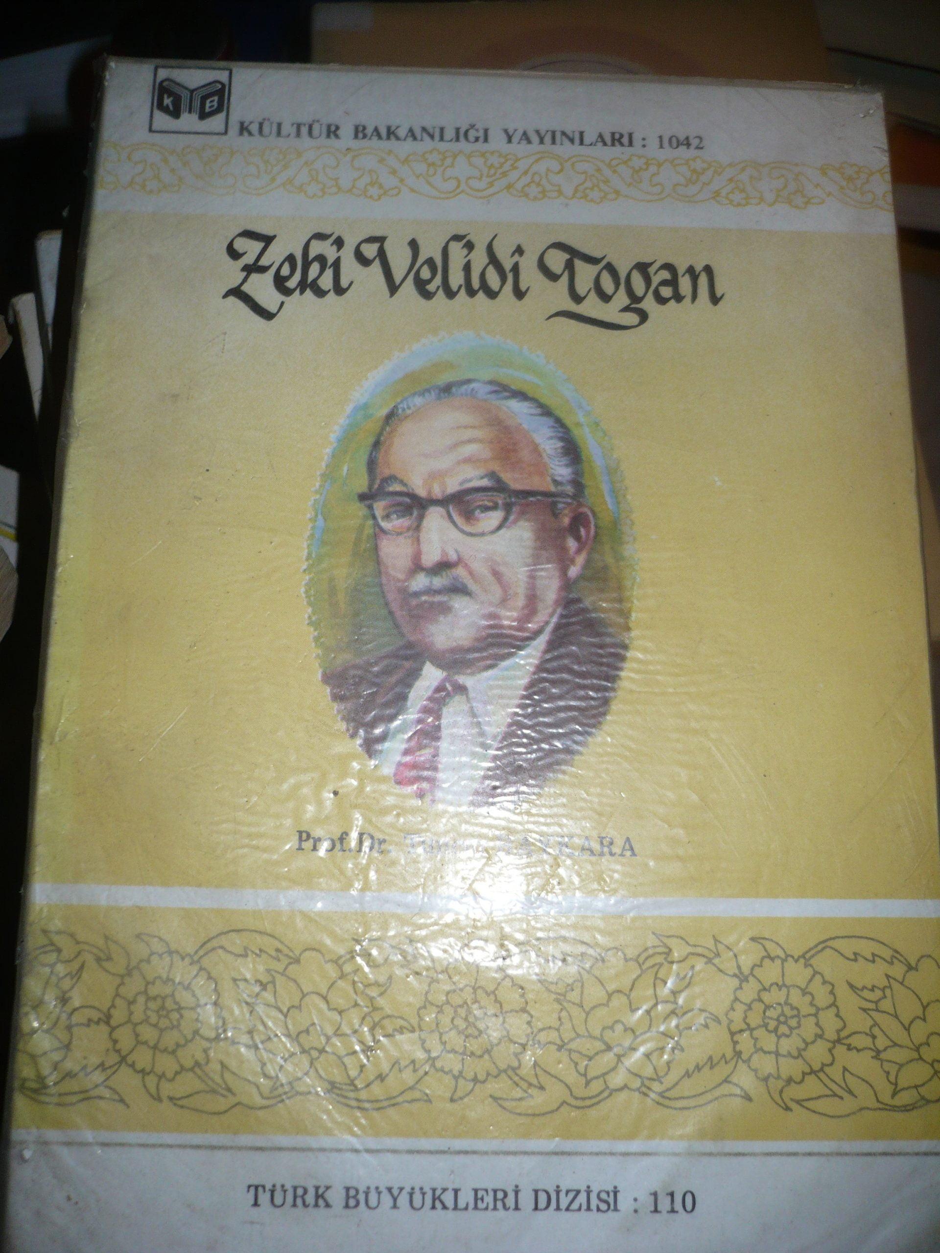 ZEKİ VELİDİ TOGAN/Prof.Dr.Tuncer BAYKARA/10 TL