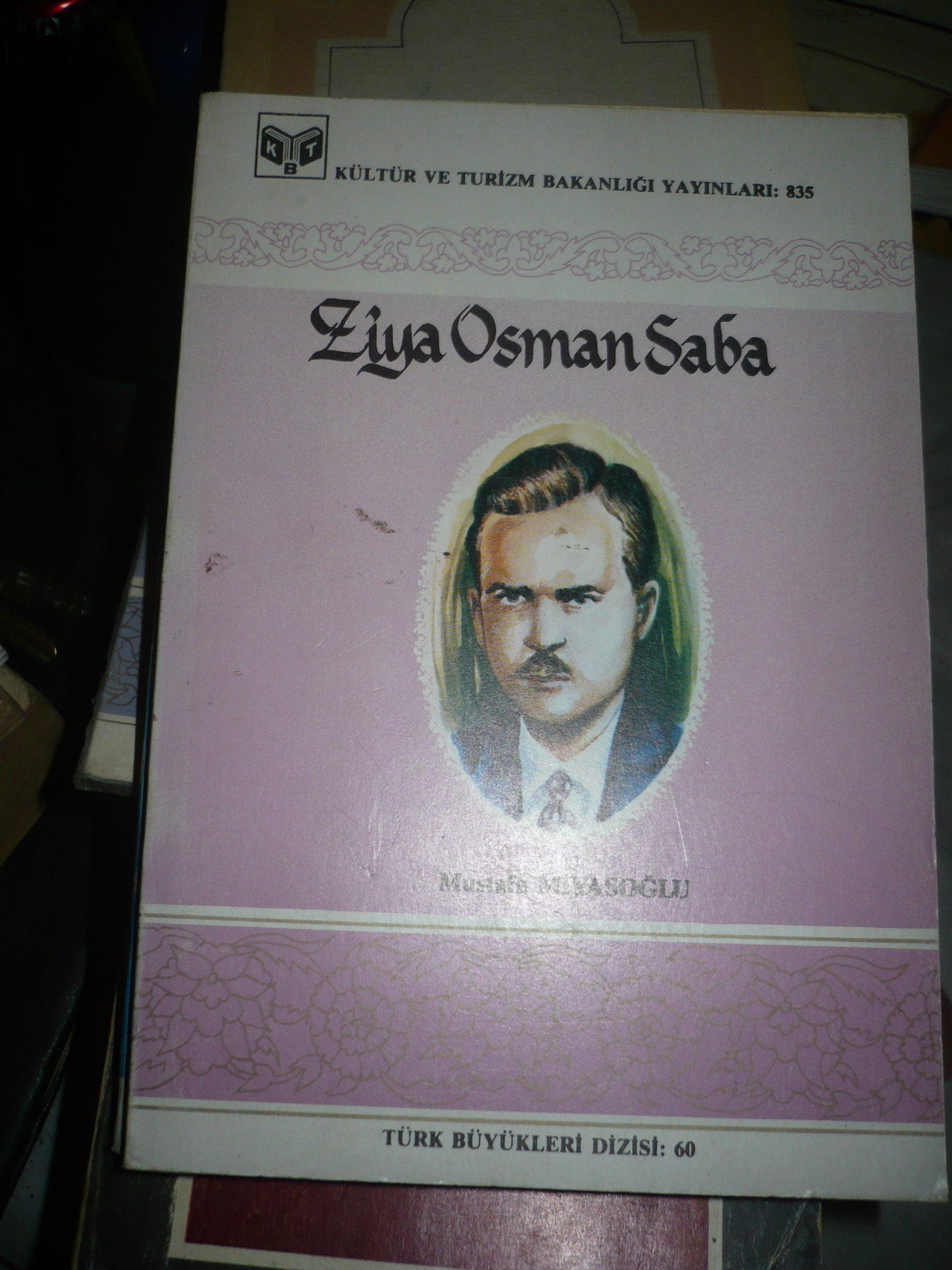 ZİYA OSMAN SABA/Mustafa MİYASOĞLU/10TL