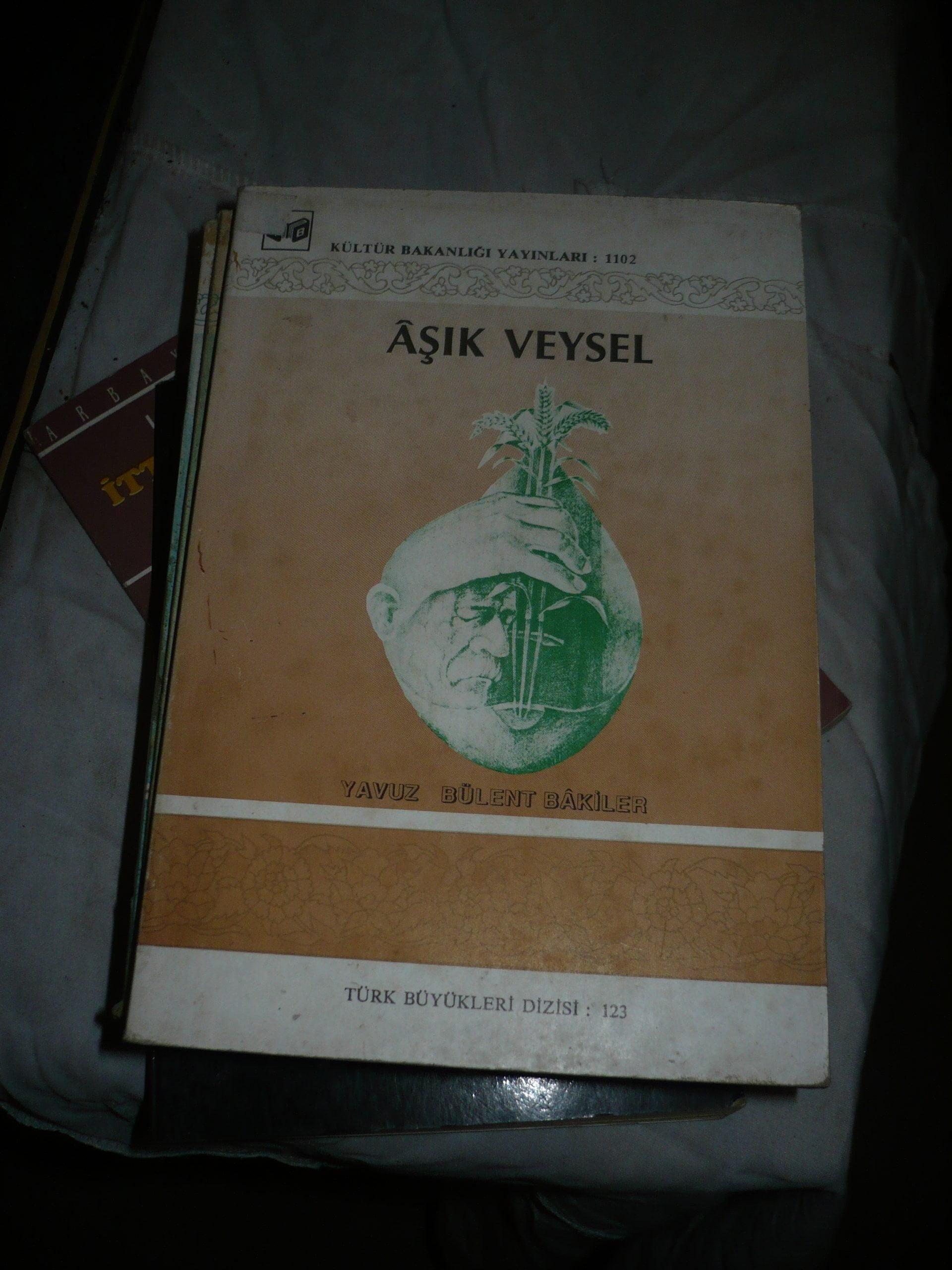 AŞIK VEYSEL/Yavuz Bülent BAKİLER/10 TL
