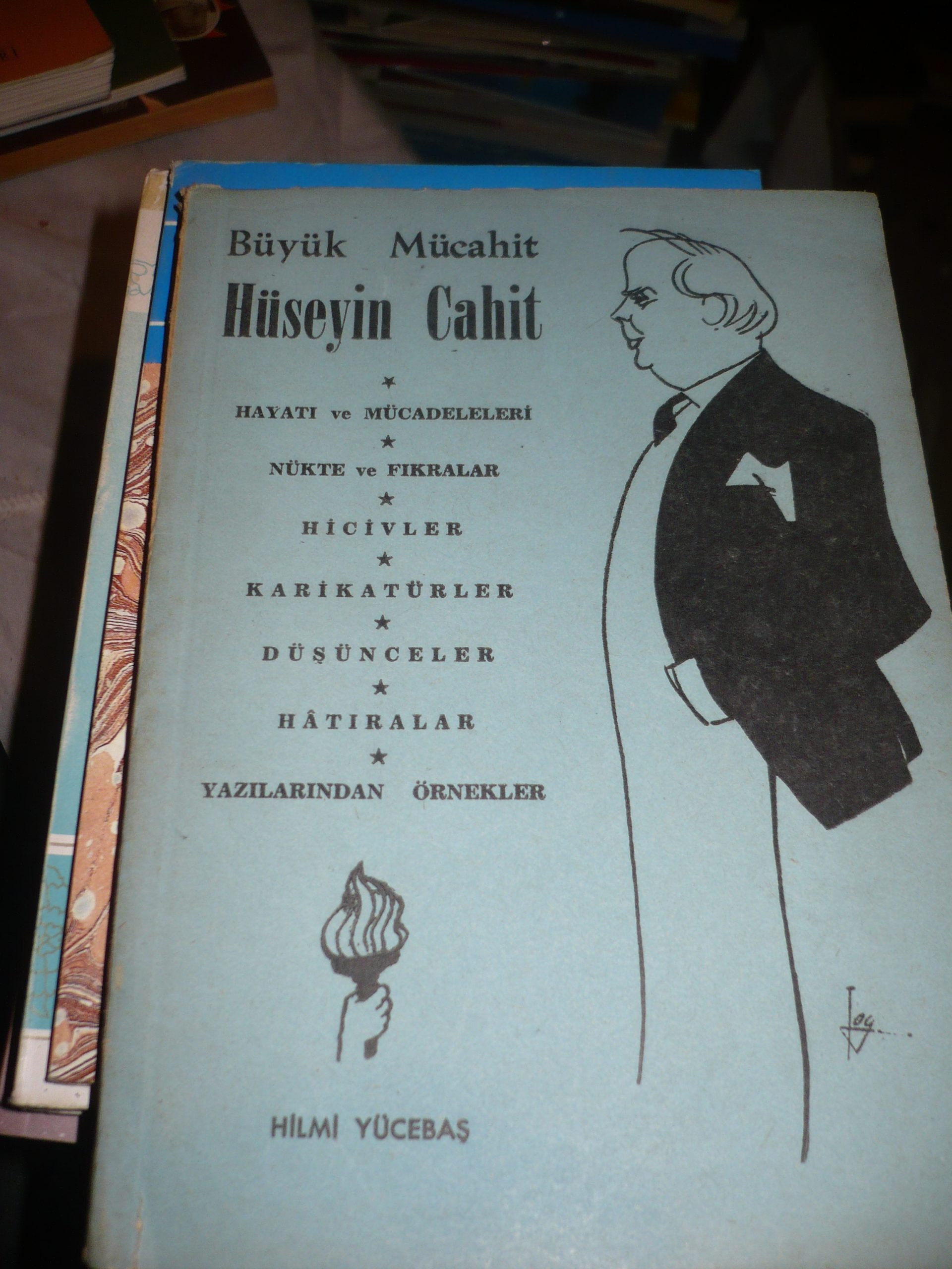 Büyük Mücahit HÜSEYİN CAHİT/Hilmi YÜCEBAŞ/ 20 TL