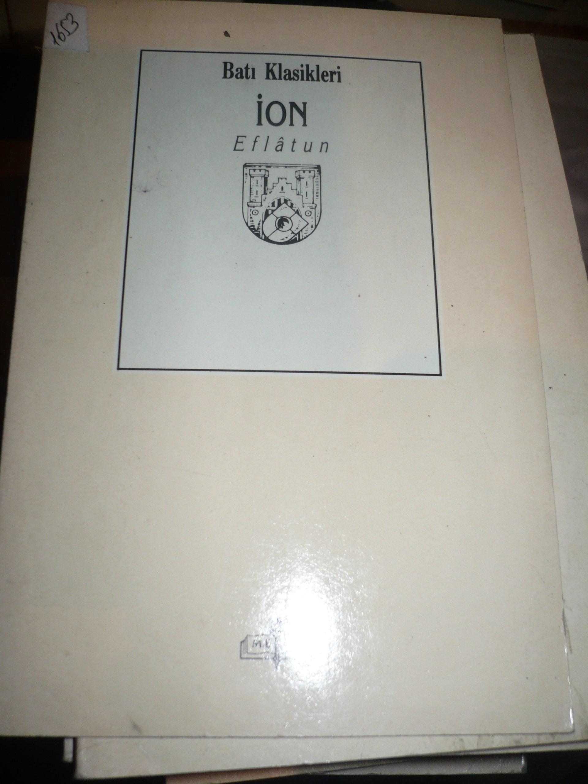 İON/EFLATUN/10 TL