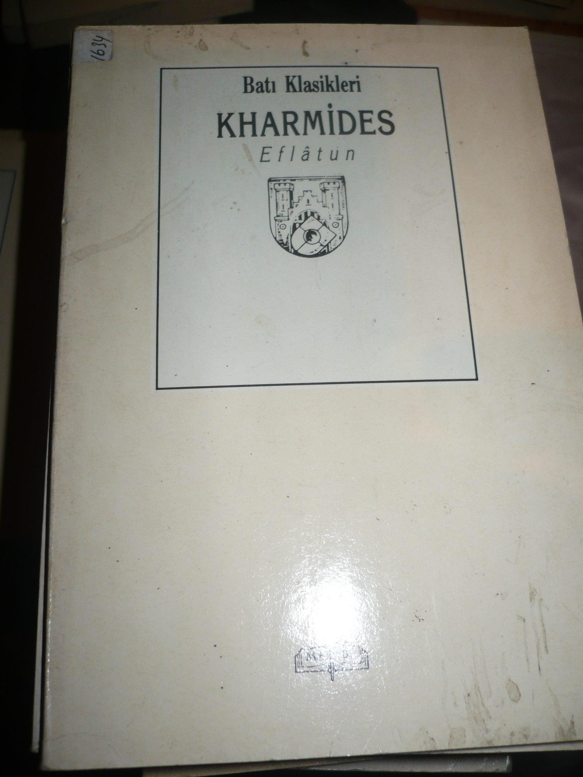 KHARMİDES/EFLATUN/10TL