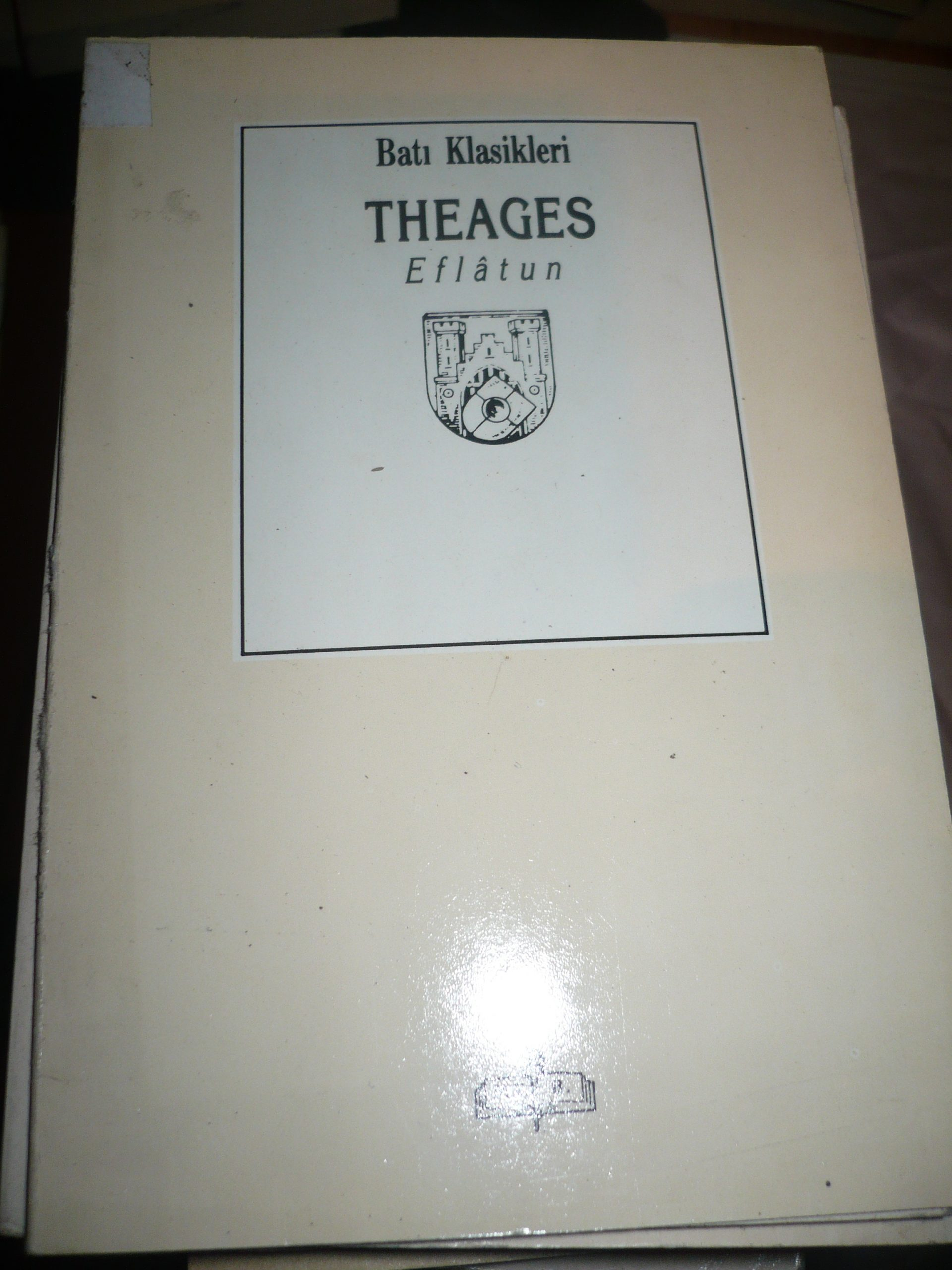 THEAGES/Eflatun/10 tl