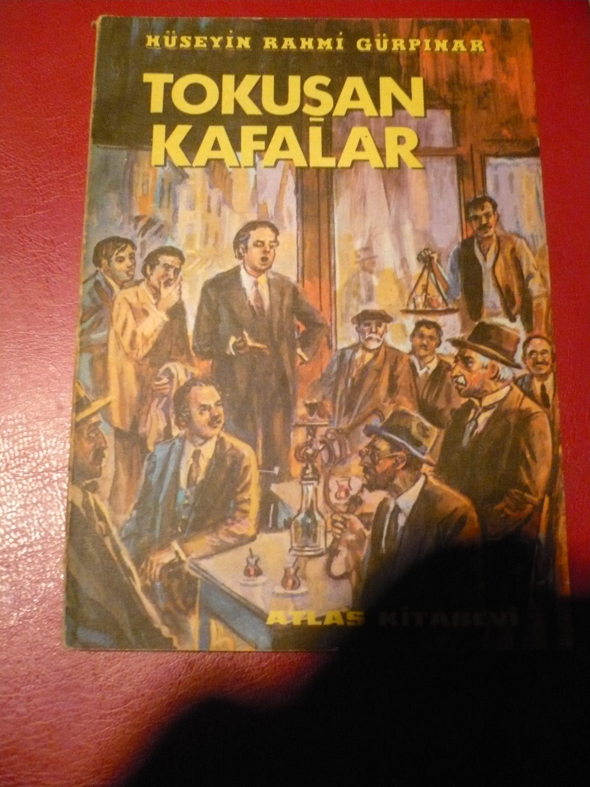 TOKUŞAN KAFALAR/H.RAHMİ GÜRPINAR/10 TL