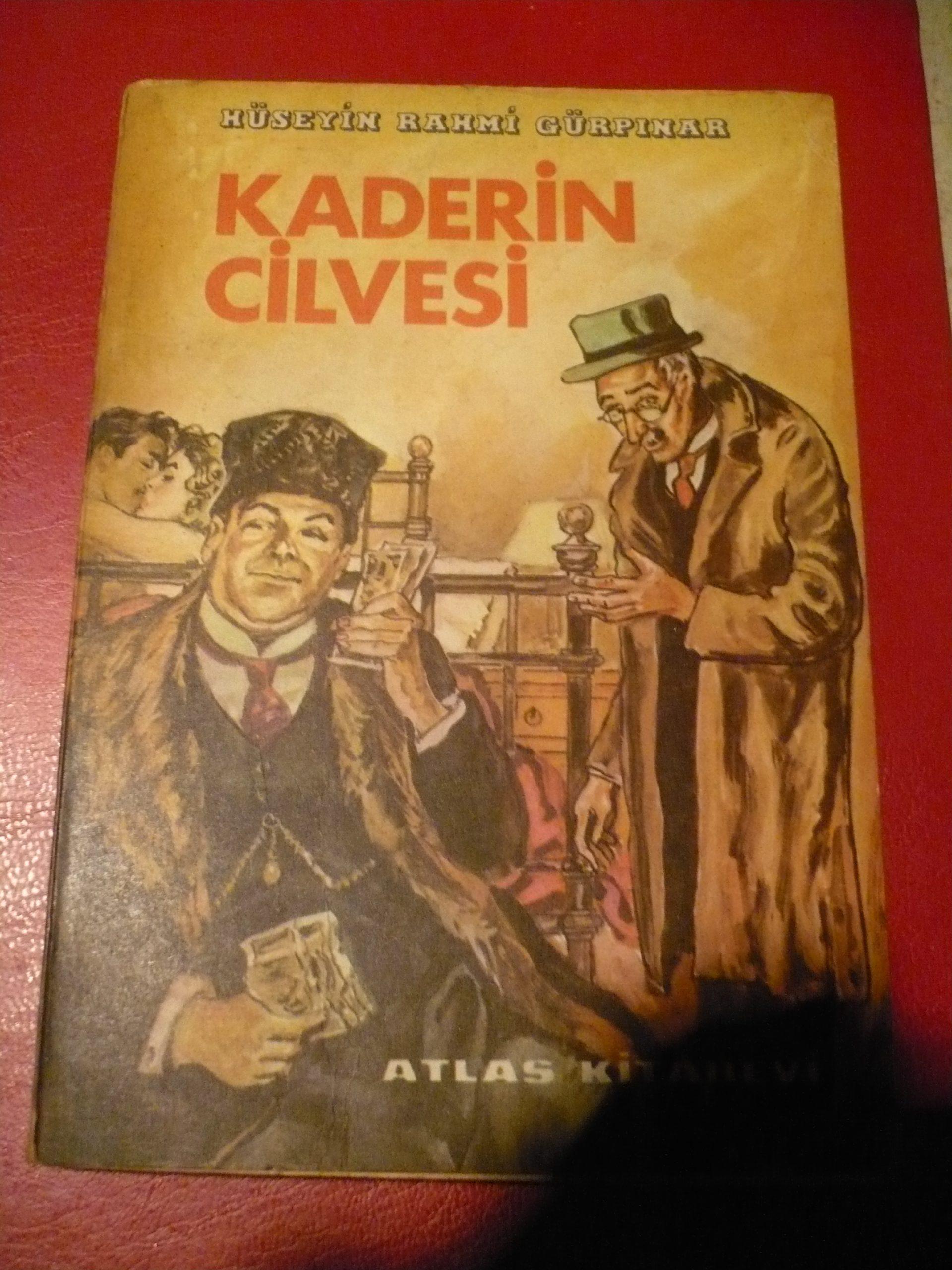 KADERİN CİLVESİ/Hüseyin Rahmi GÜRPINAR/10 TL