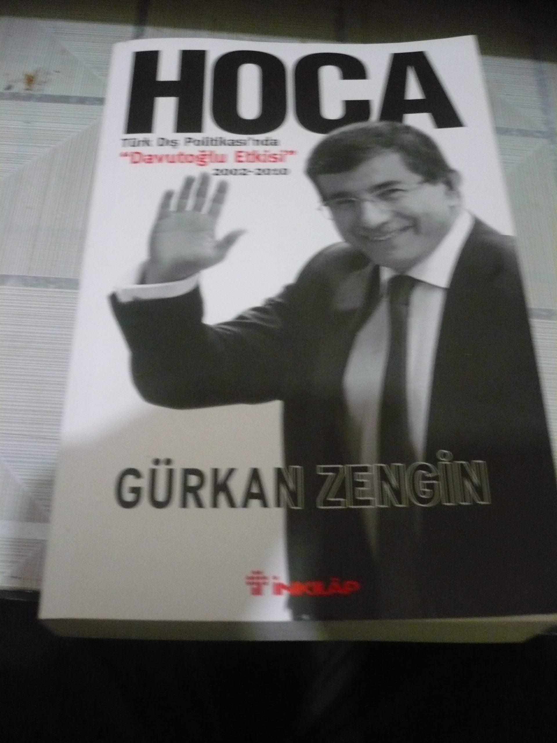 HOCA-Türk Dış Politikası'nda Davutoğlu Etkisi/GÜRKAN ZENGİN/15 TL