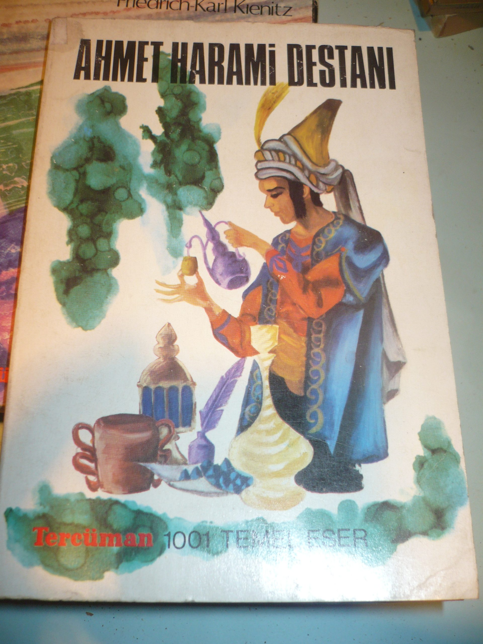 AHMET HARAMİ DESTANI/TERCÜMAN YAY