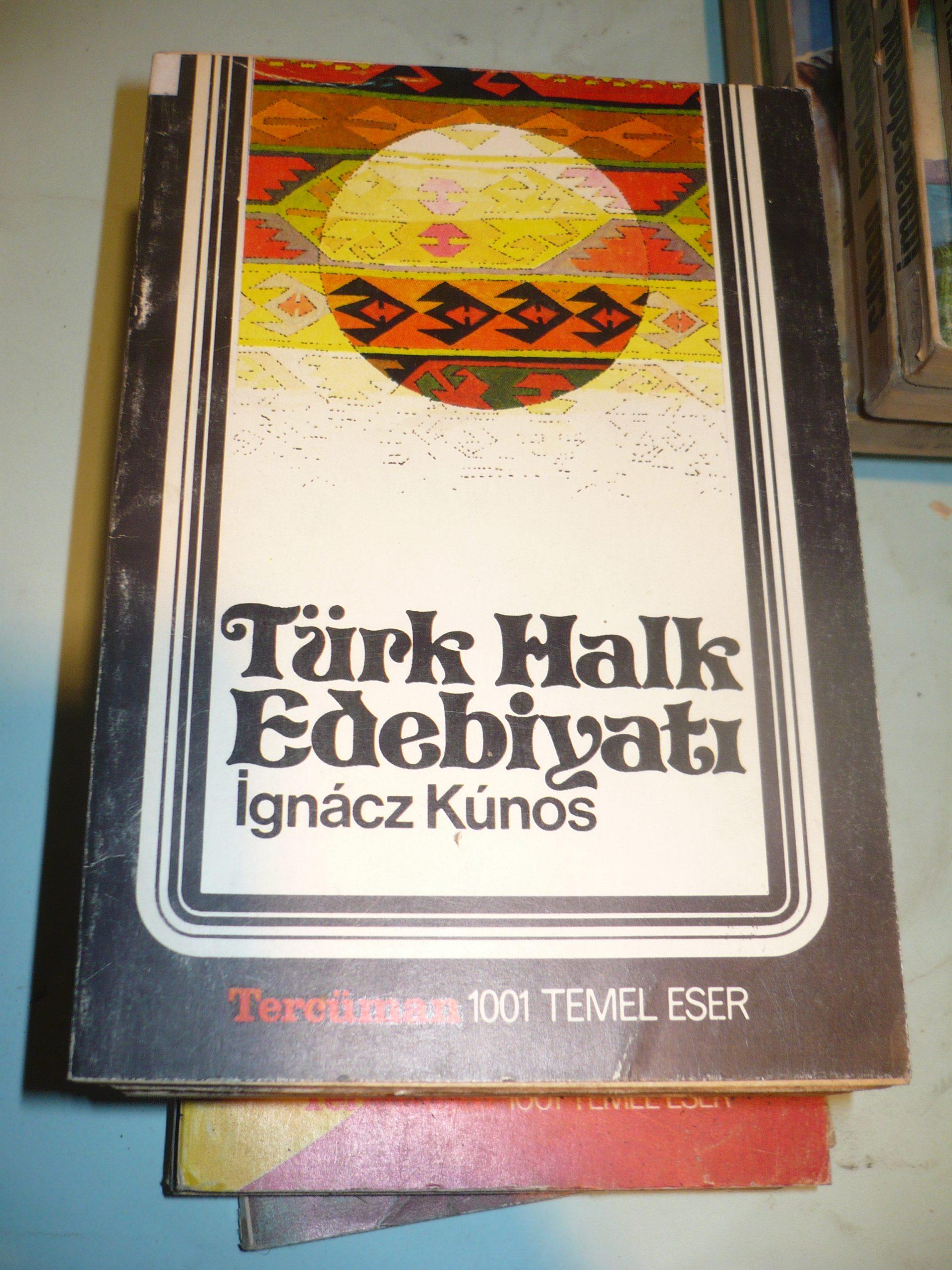 TÜRK HALK EDEBİYATI/I.KUNOS/TERCÜMAN
