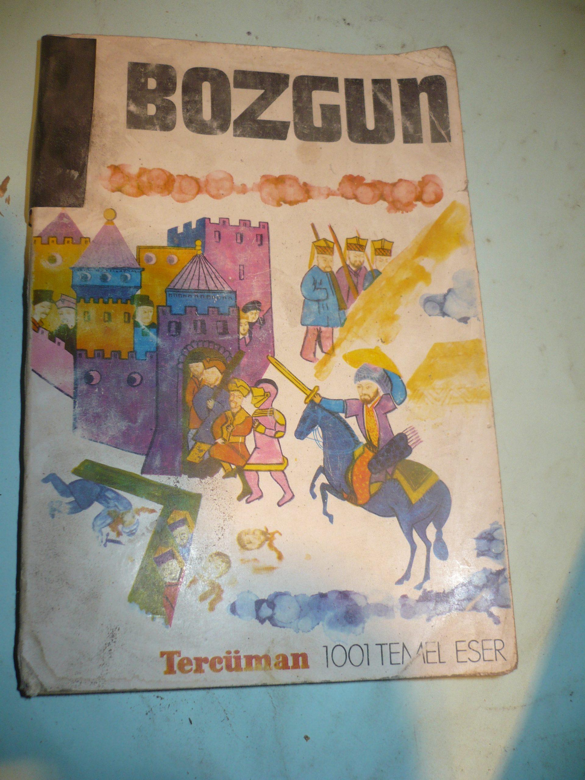 BOZGUN/Hafız Hakkı Paşa/Tercüman