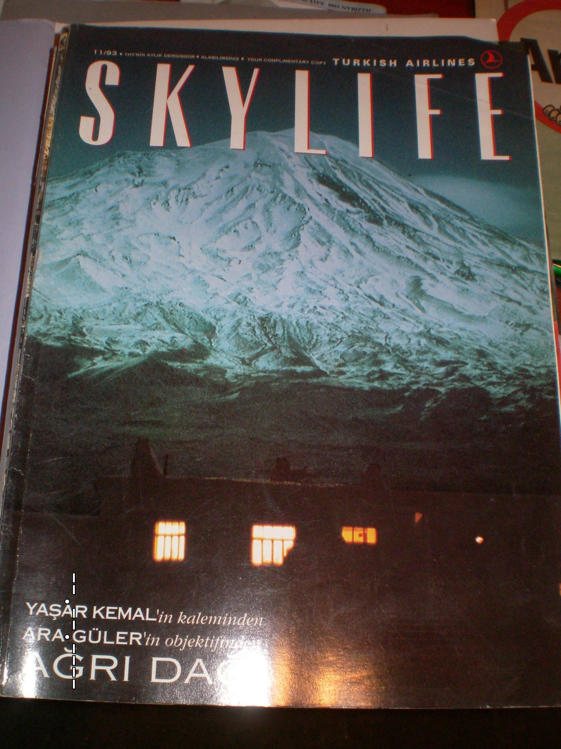 SKYLİFE/1993-1999/7 adet/Toplam 25 tl