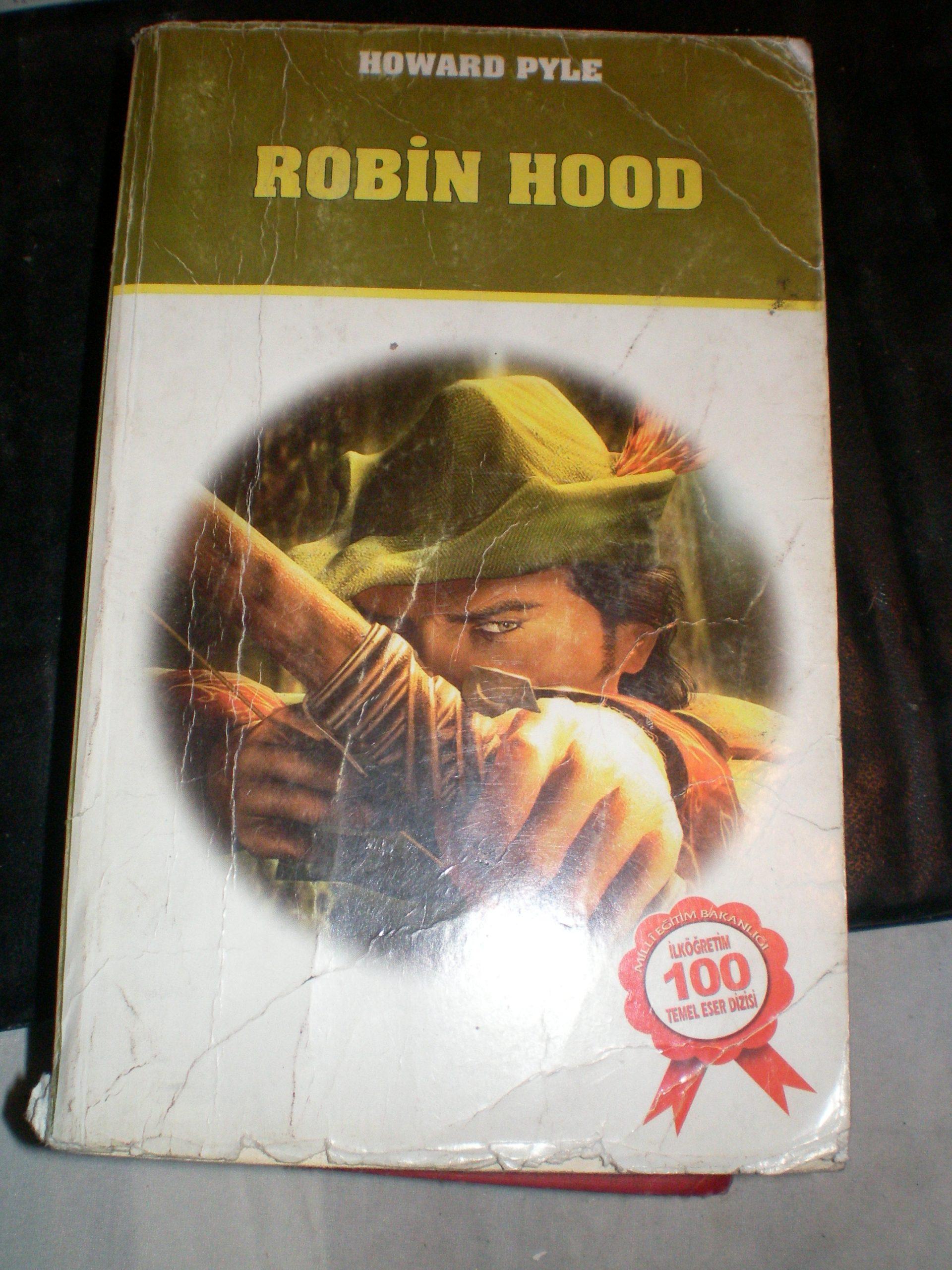 ROBİN HOOD/Howard PYLE/ 10 tl