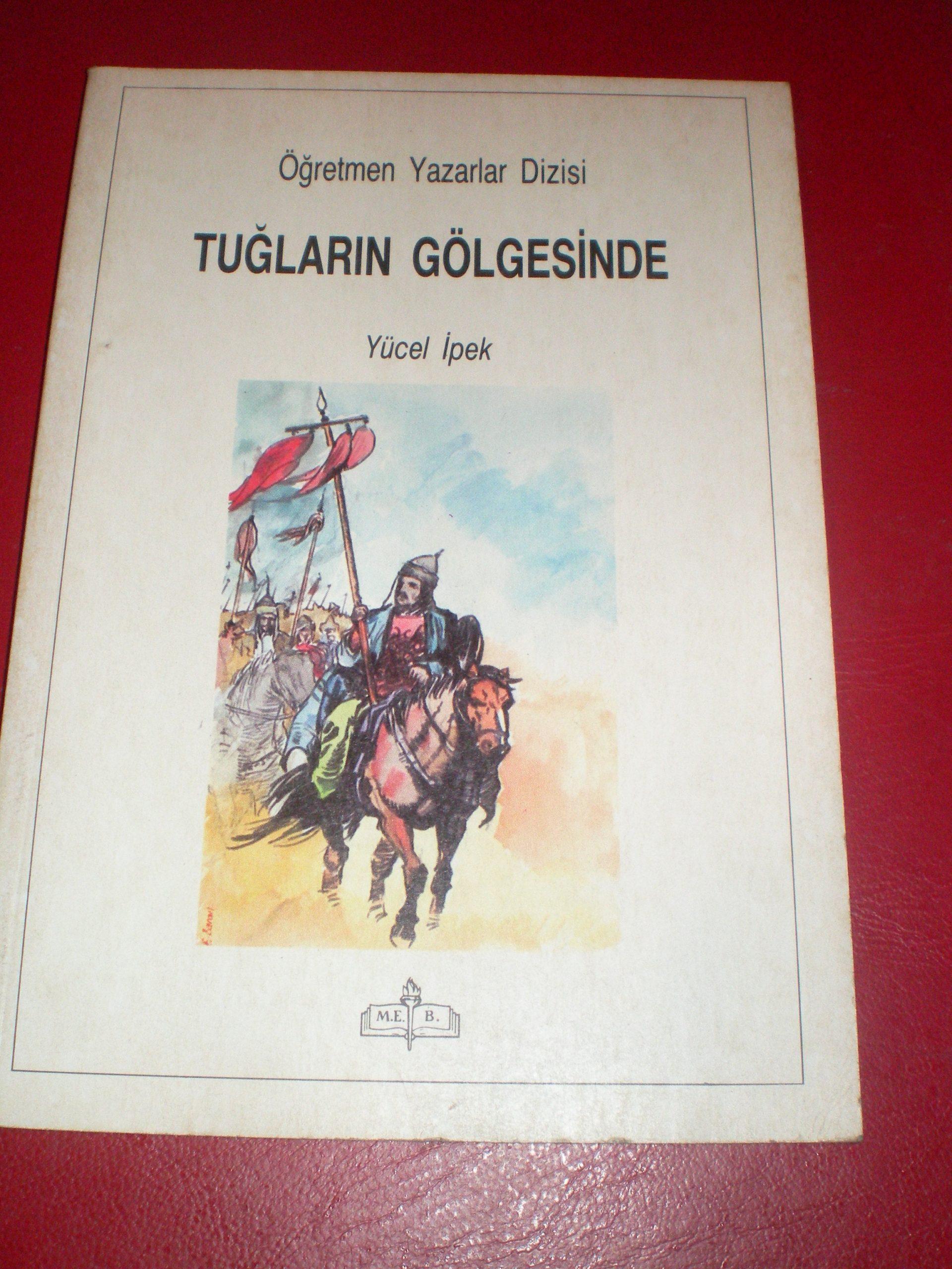 TUĞLARIN GÖLGESİNDE/YÜCEL İPEK / 10 TL