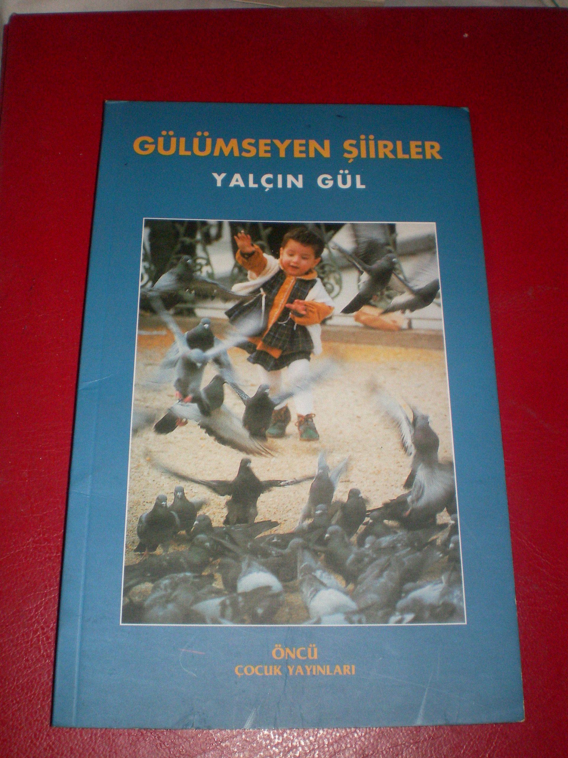Gülümseyen şiirler/Yalçın GÜL/ 10 TL