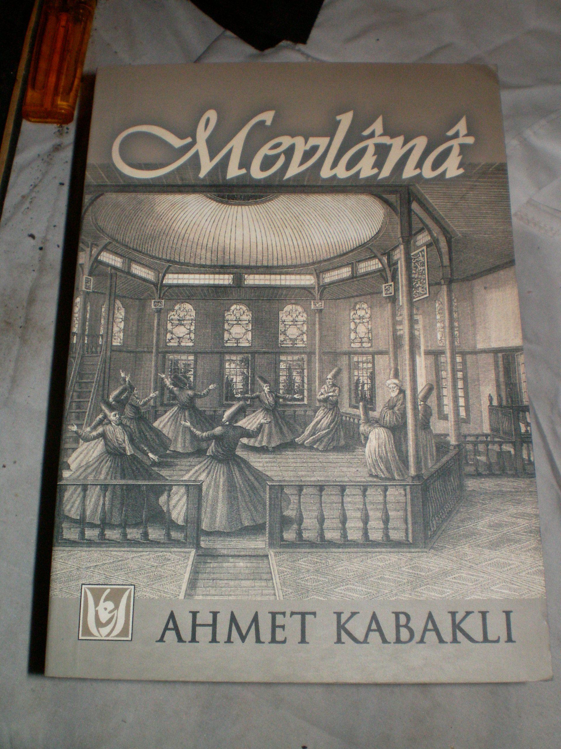 MEVLANA/Ahmet KABAKLI/15 TL