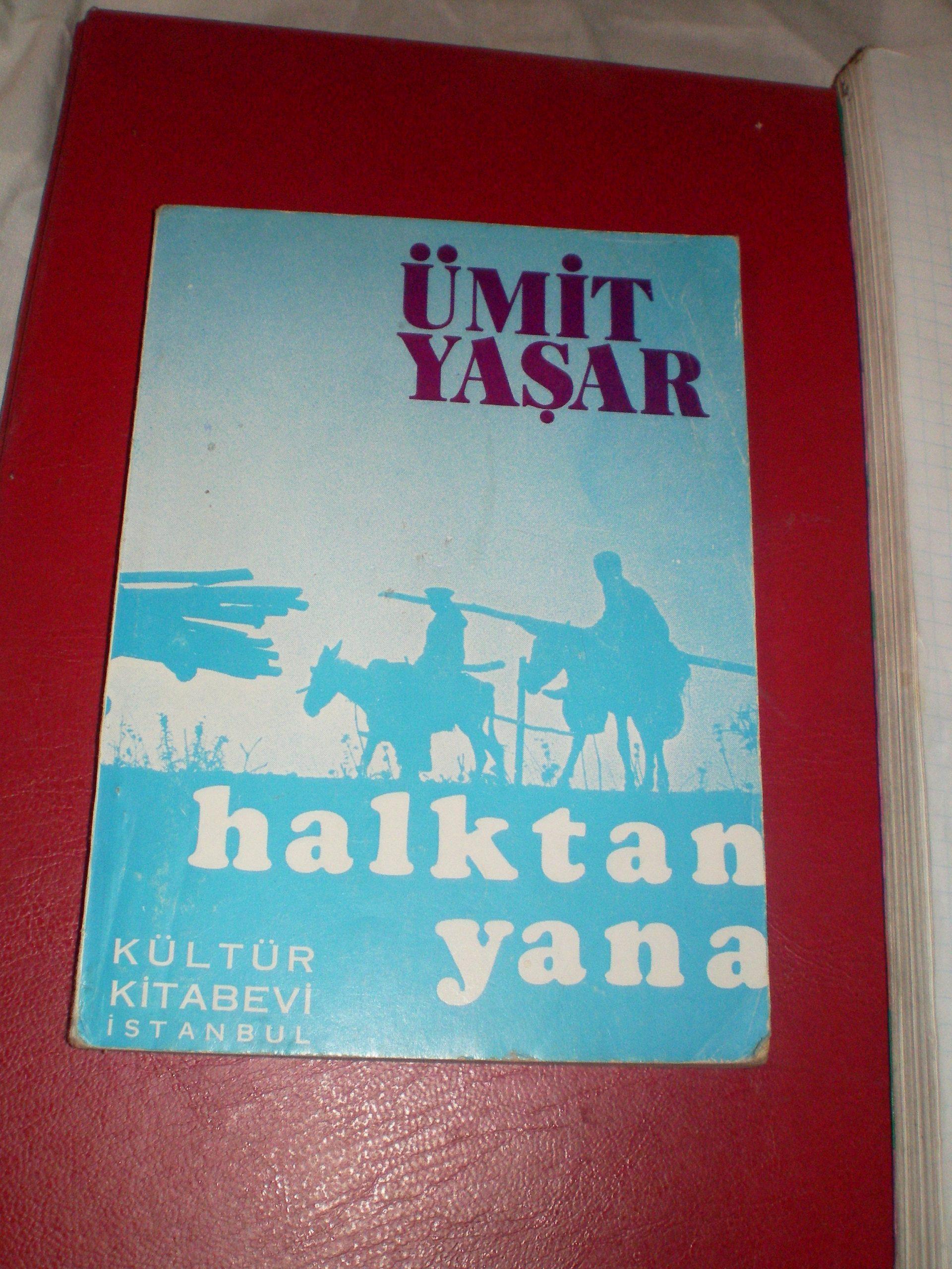 HALKTAN YANA/Ümit Yaşar OĞUZCAN/10 TL