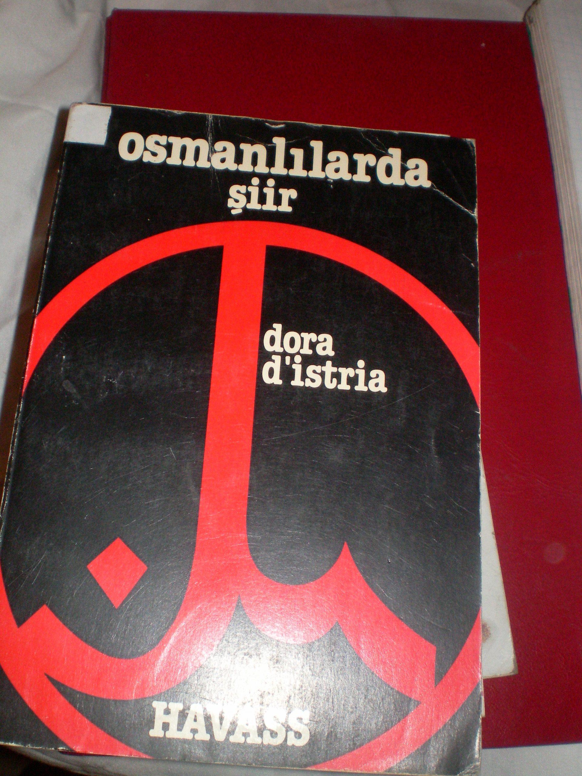 OSMANLILARDA ŞİİR/ Dora d'istria