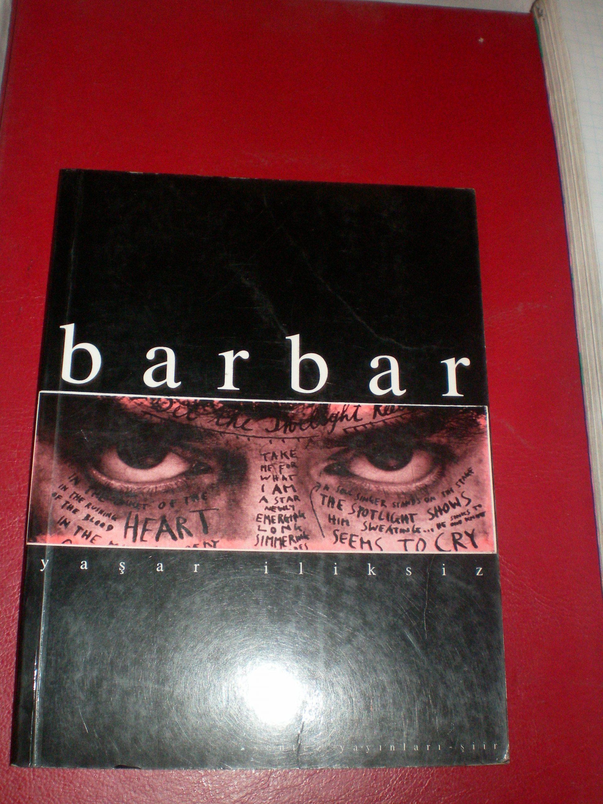 BARBAR/Yaşar İLİKSİZ/ 10 TL
