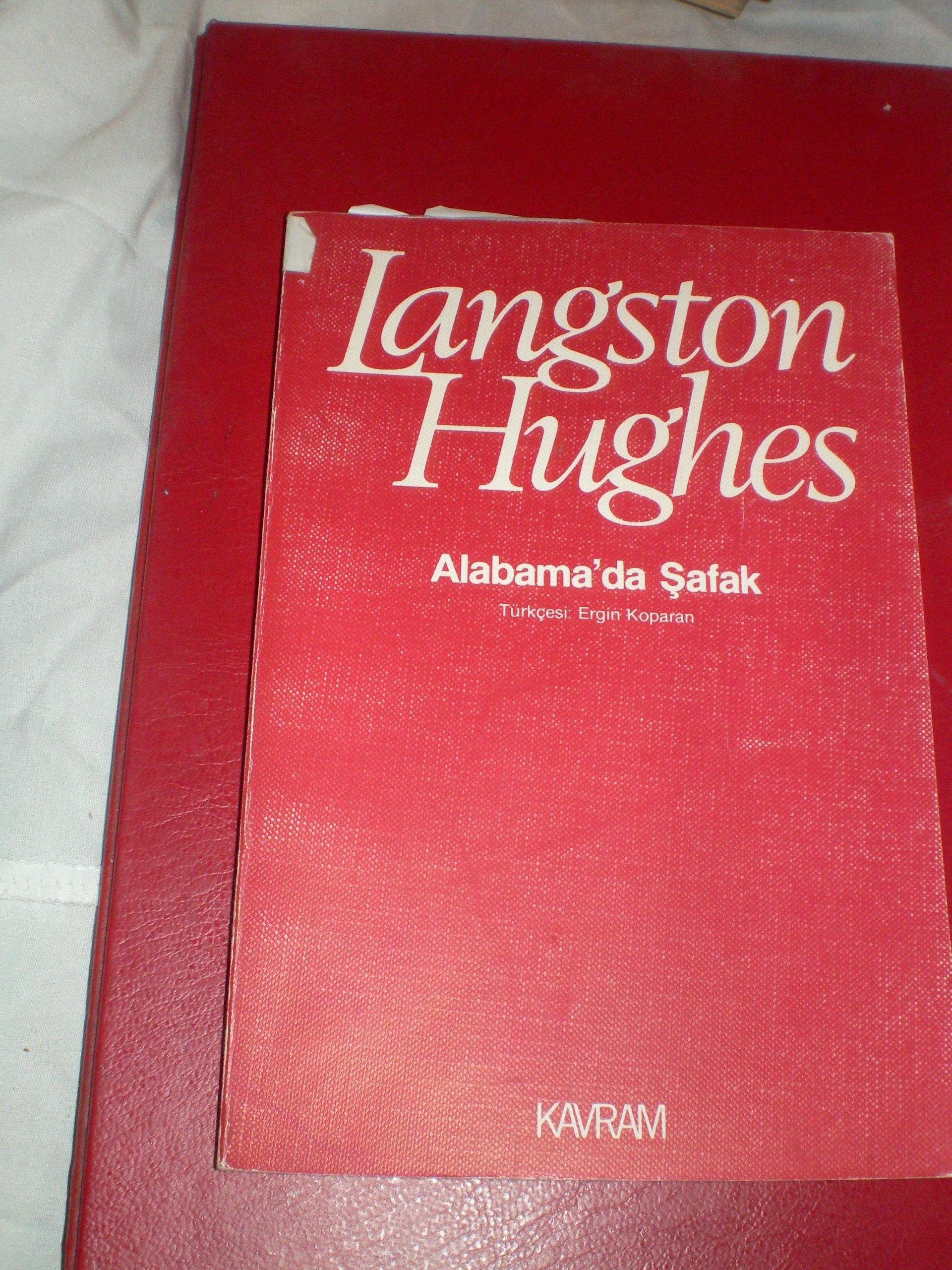 ALABAMA'DA ŞAFAK/Langston HUGHES/25 TL