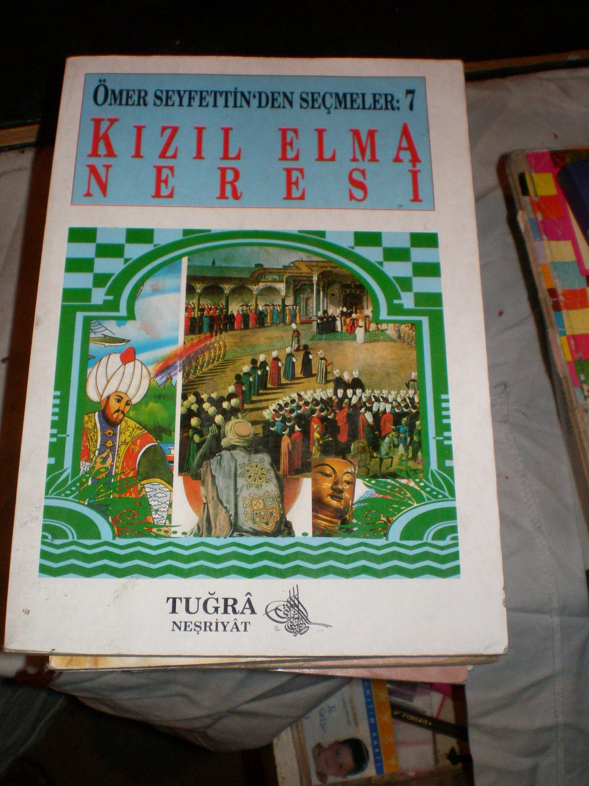 KIZIL ELMA NERESİ/Ömer SEYFETTİN/10 TL