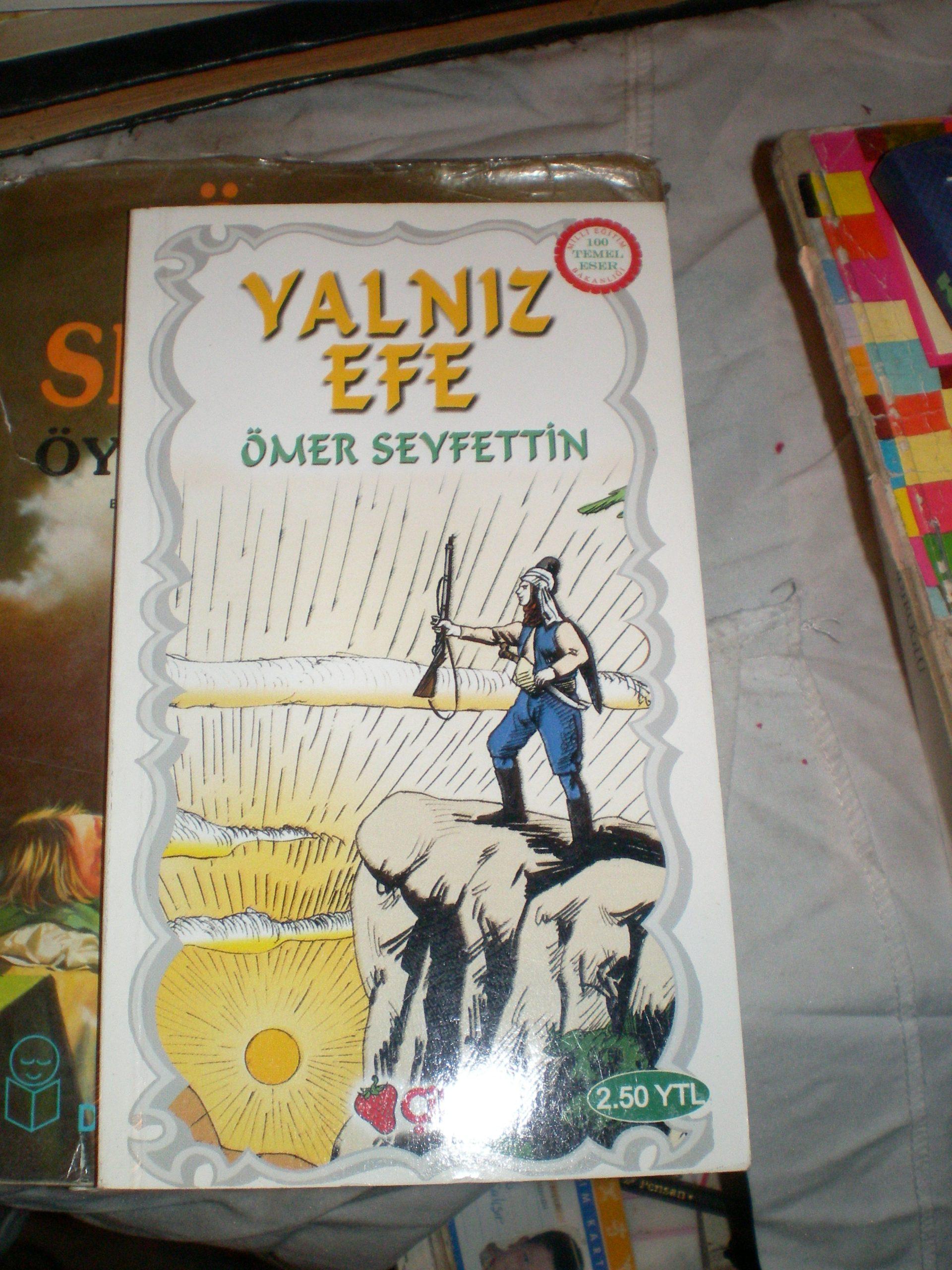 YALNIZ EFE/Ömer SEYFETTİN/5TL