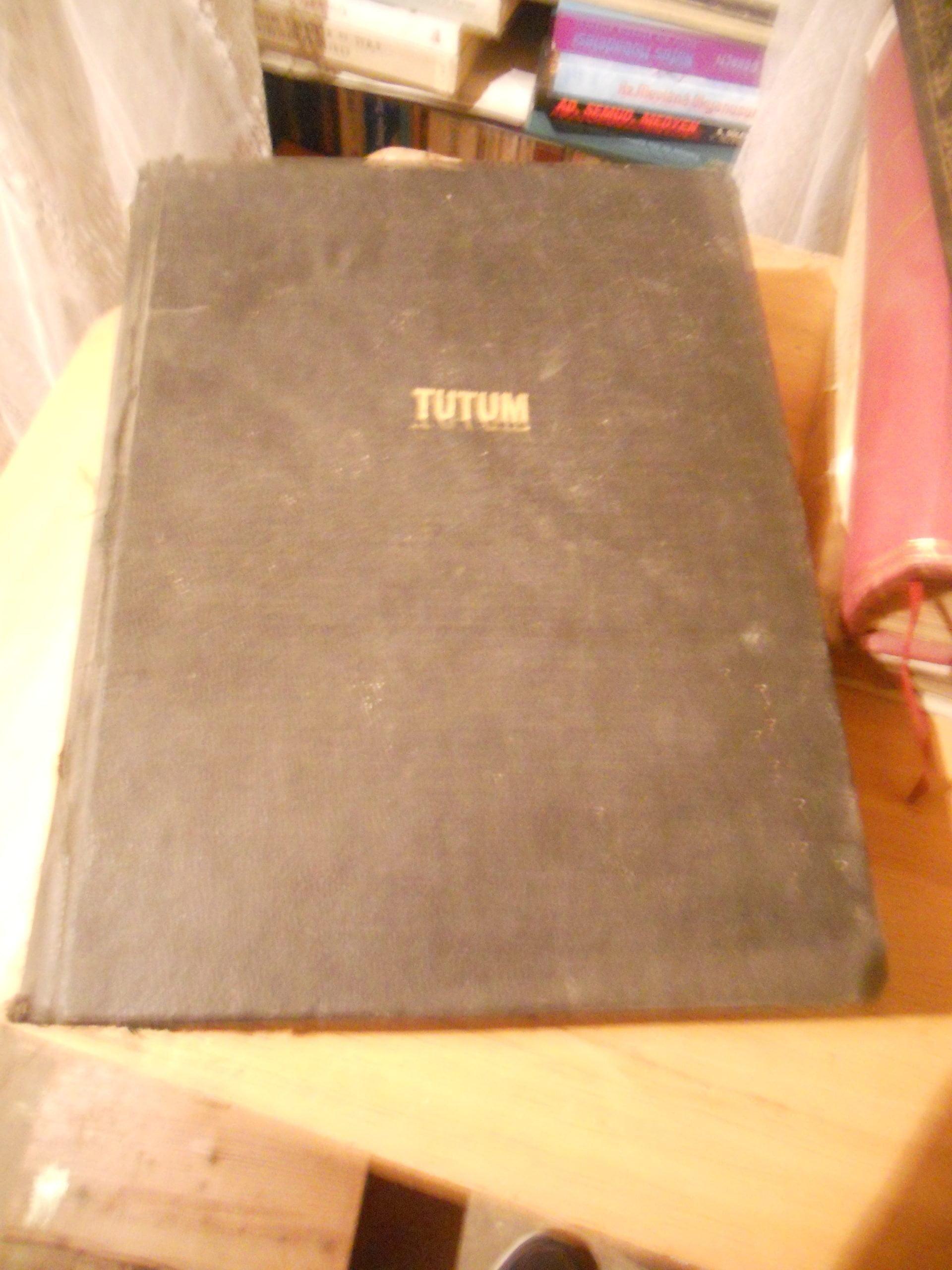 TUTUM DERGİSİ/1968(Tüm sayılar)/TEK CİLT/100TL